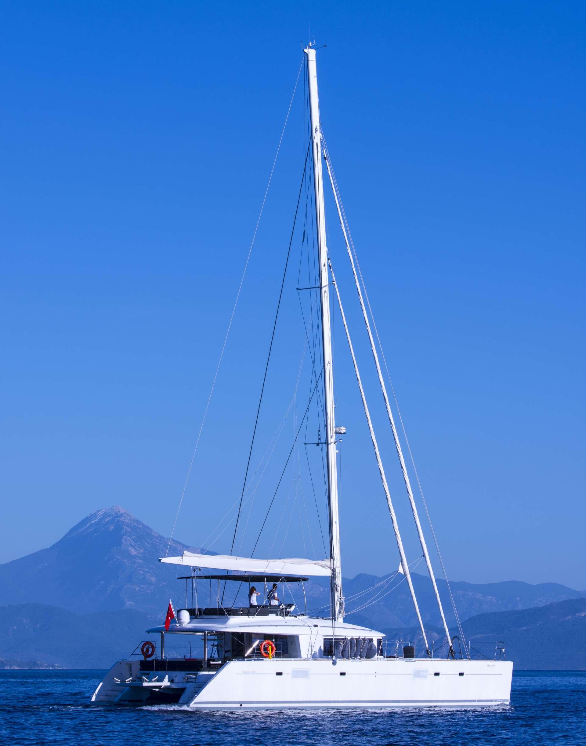 Catamaran Subukos