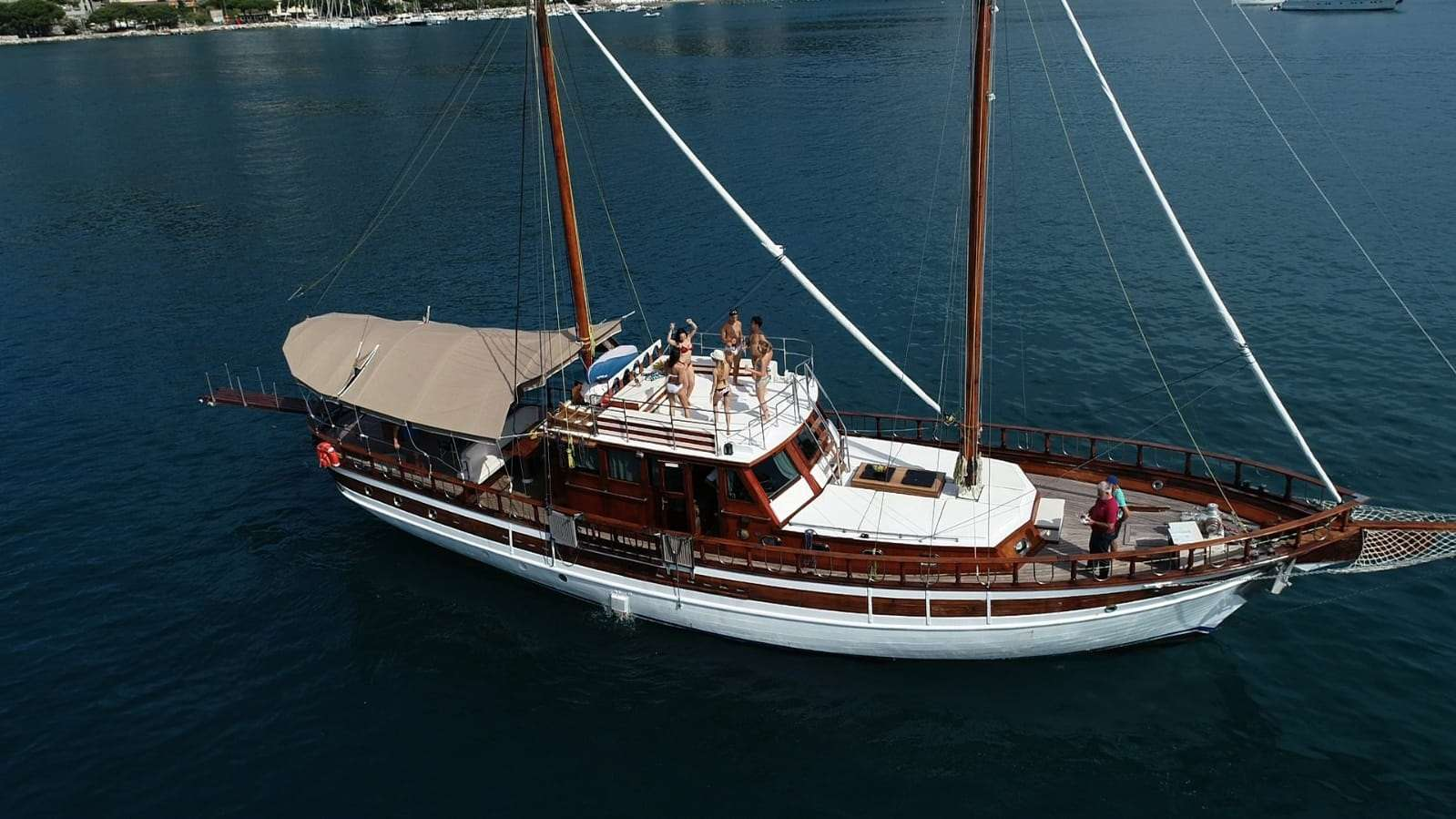 Sailing Yacht KIMERA