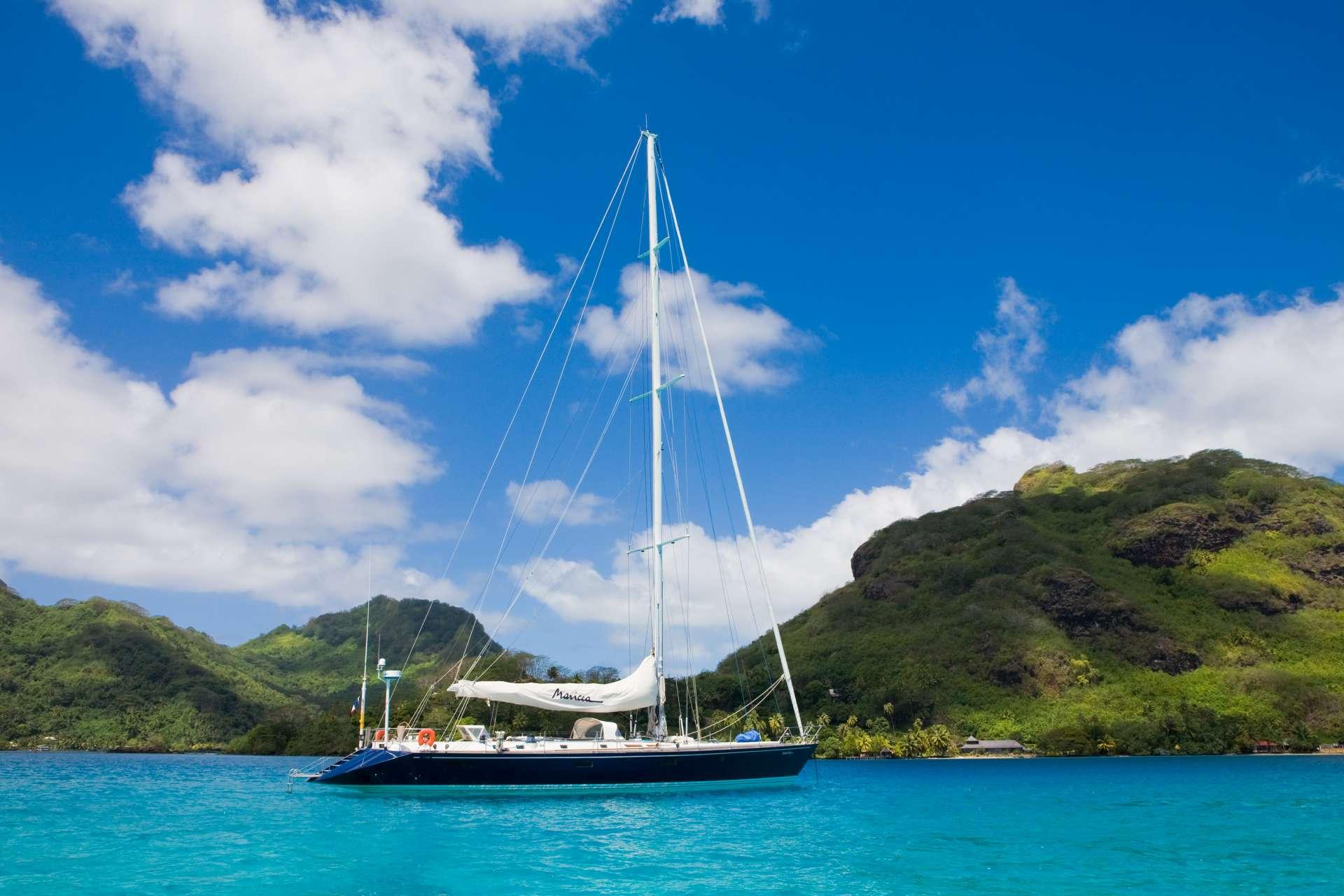 Sailing Yacht MARICEA