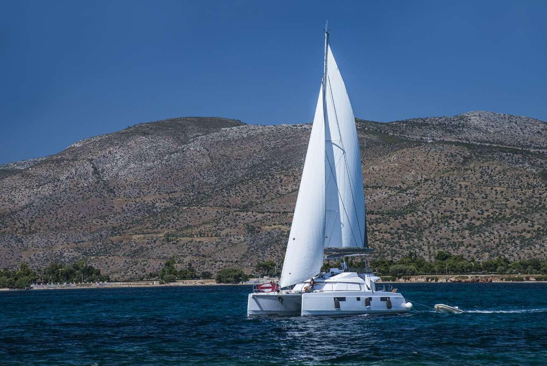 Catamaran ODYSSEY