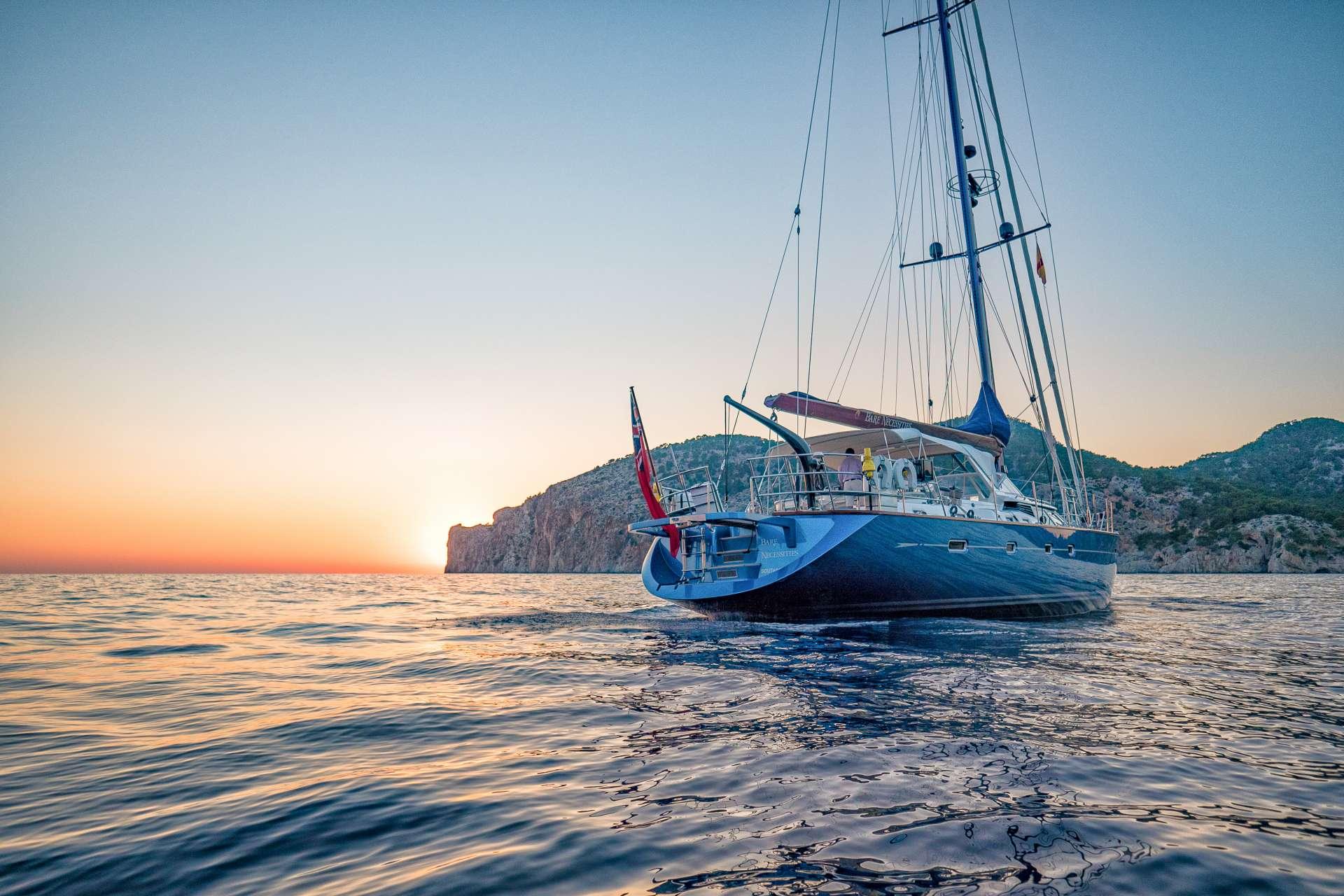 Sailing Yacht BARE NECESSITIES