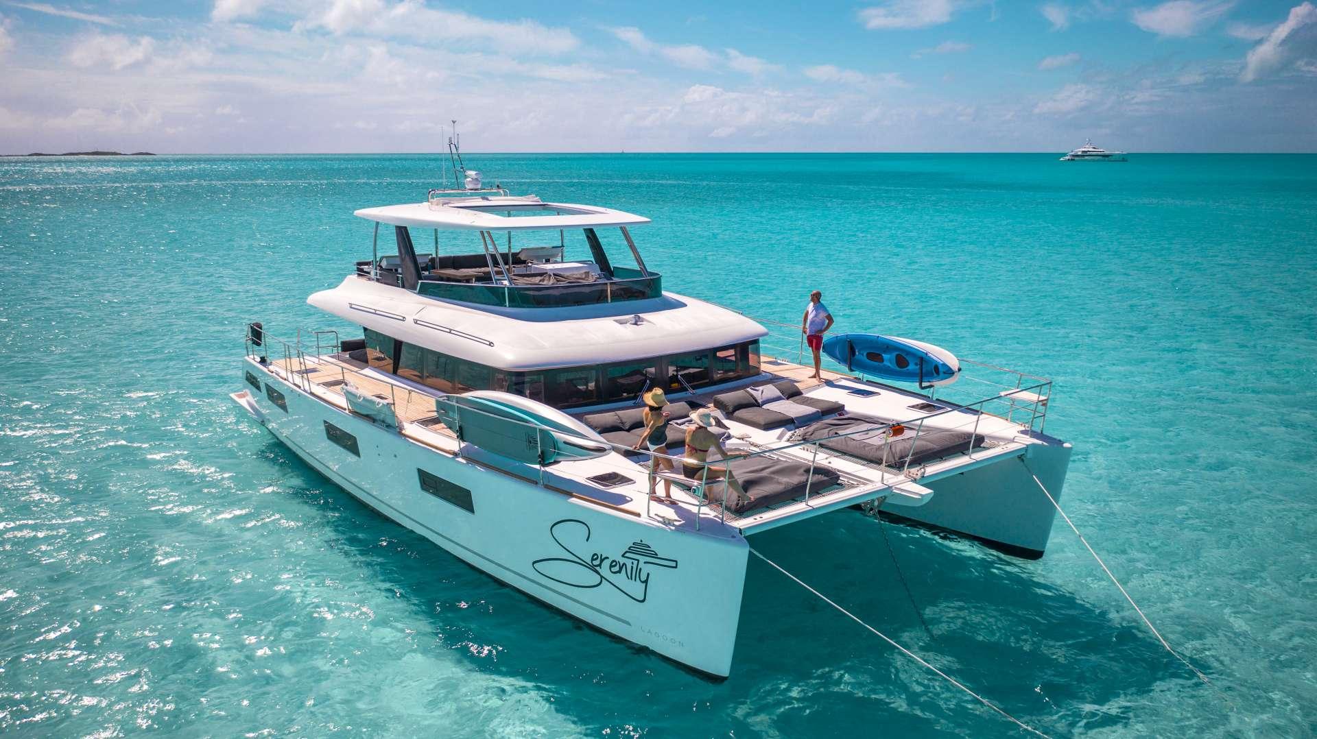 Catamaran Serenity VII