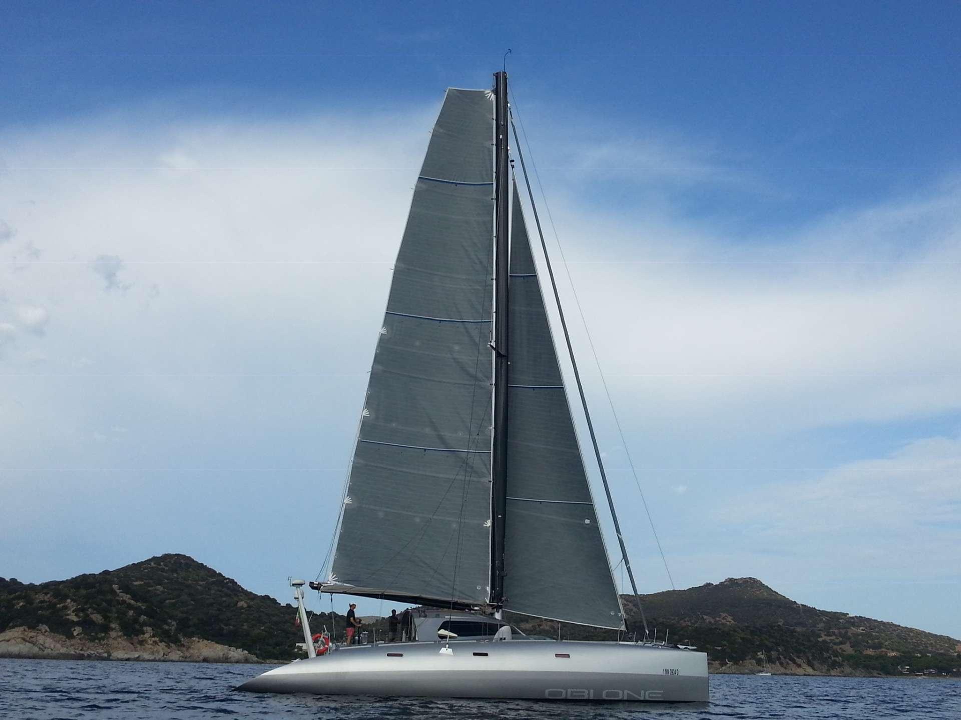 Catamaran Obi One