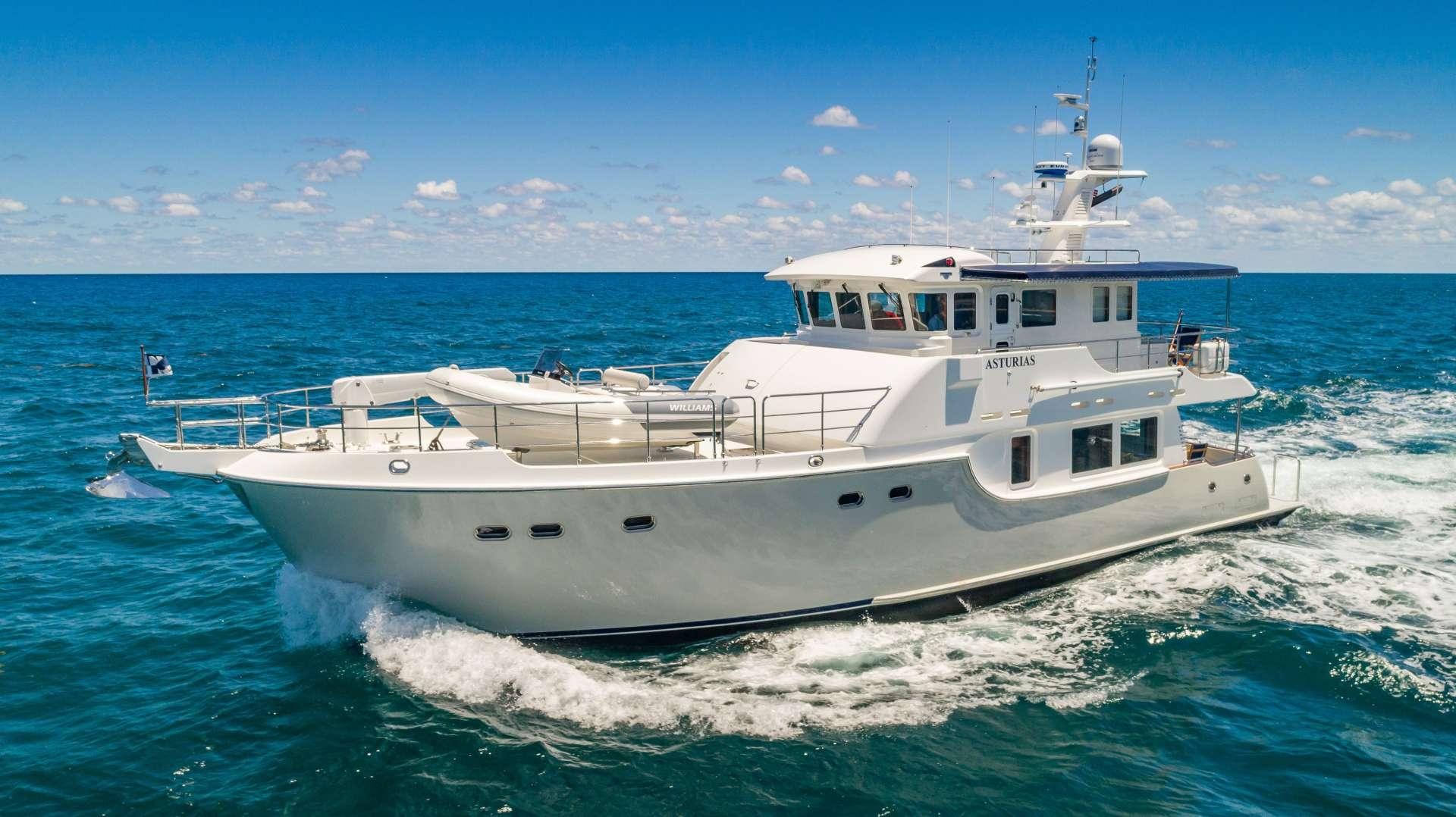 Power Yacht ASTURIAS