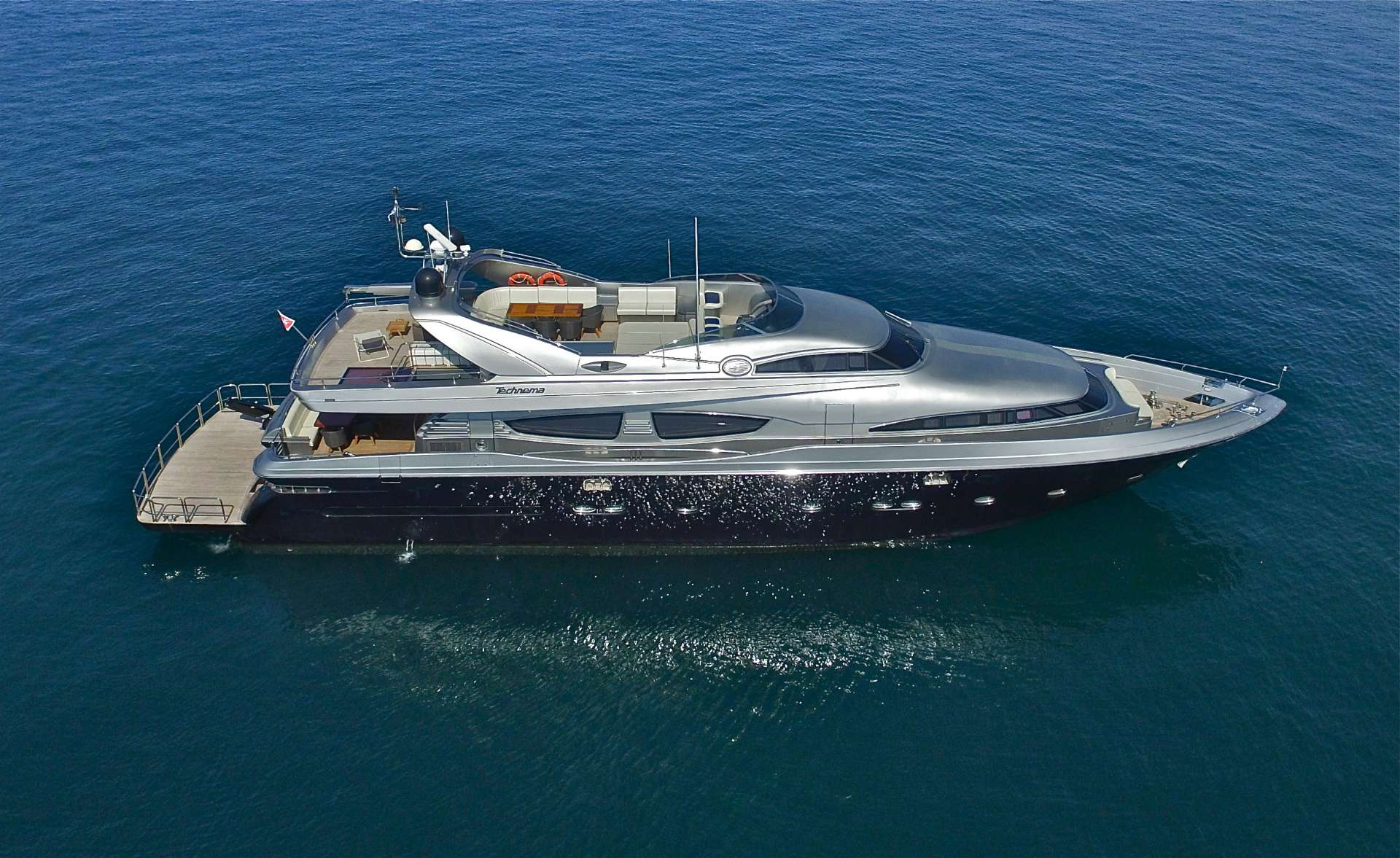 Power Yacht ELVI