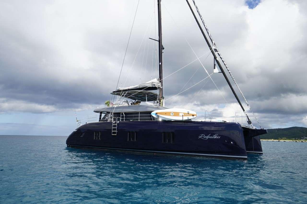 Catamaran RELENTLESS 60