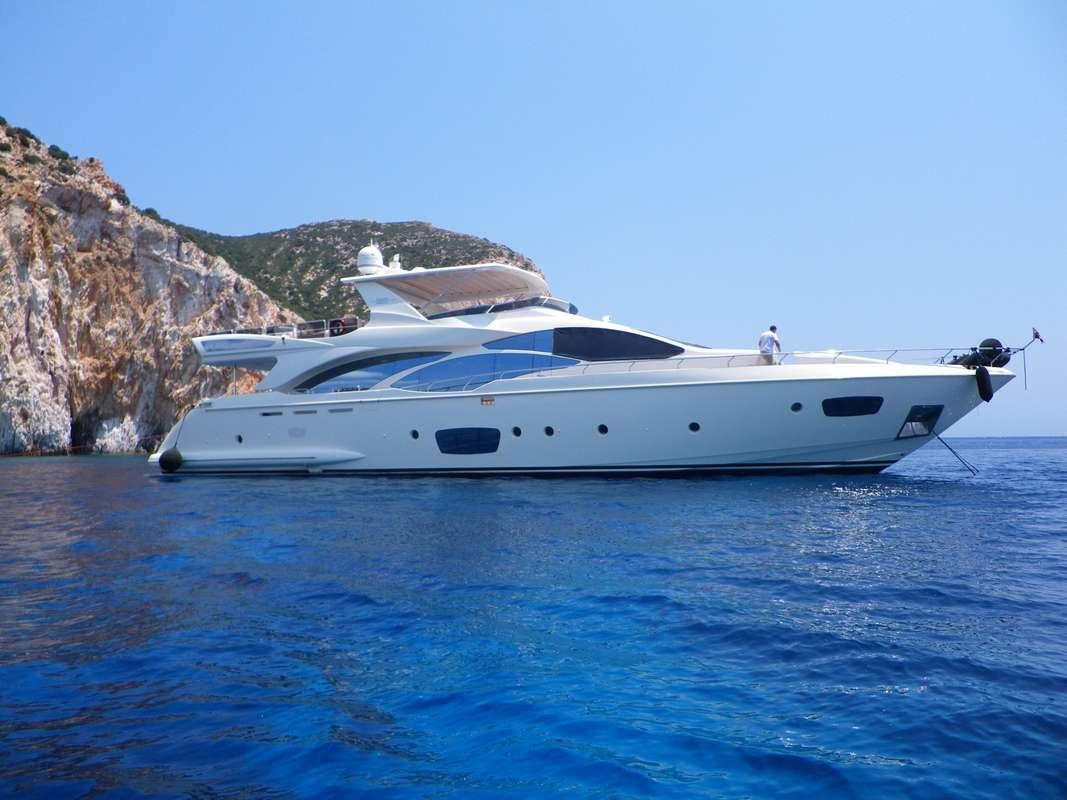 Power Yacht JESTER