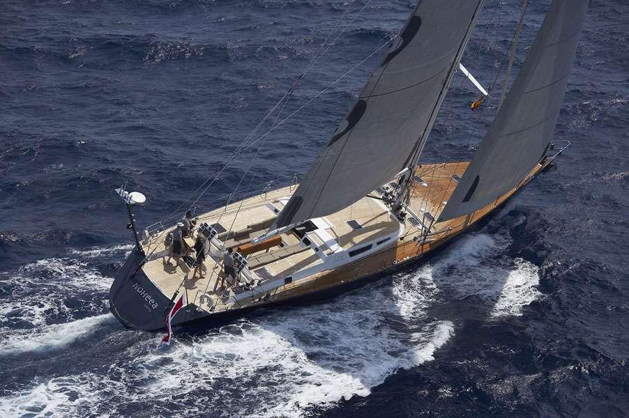 Sailing Yacht NOHEEA