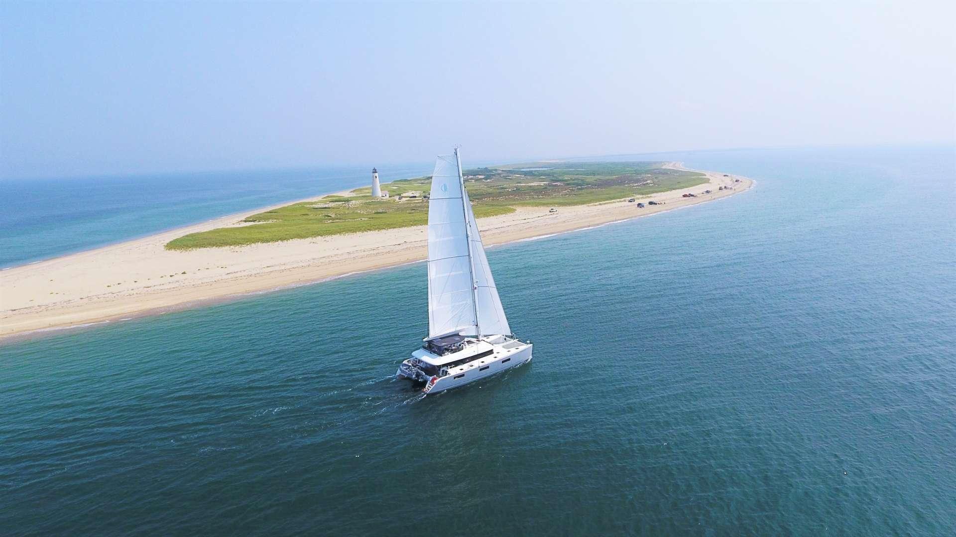 Catamaran OCULUS