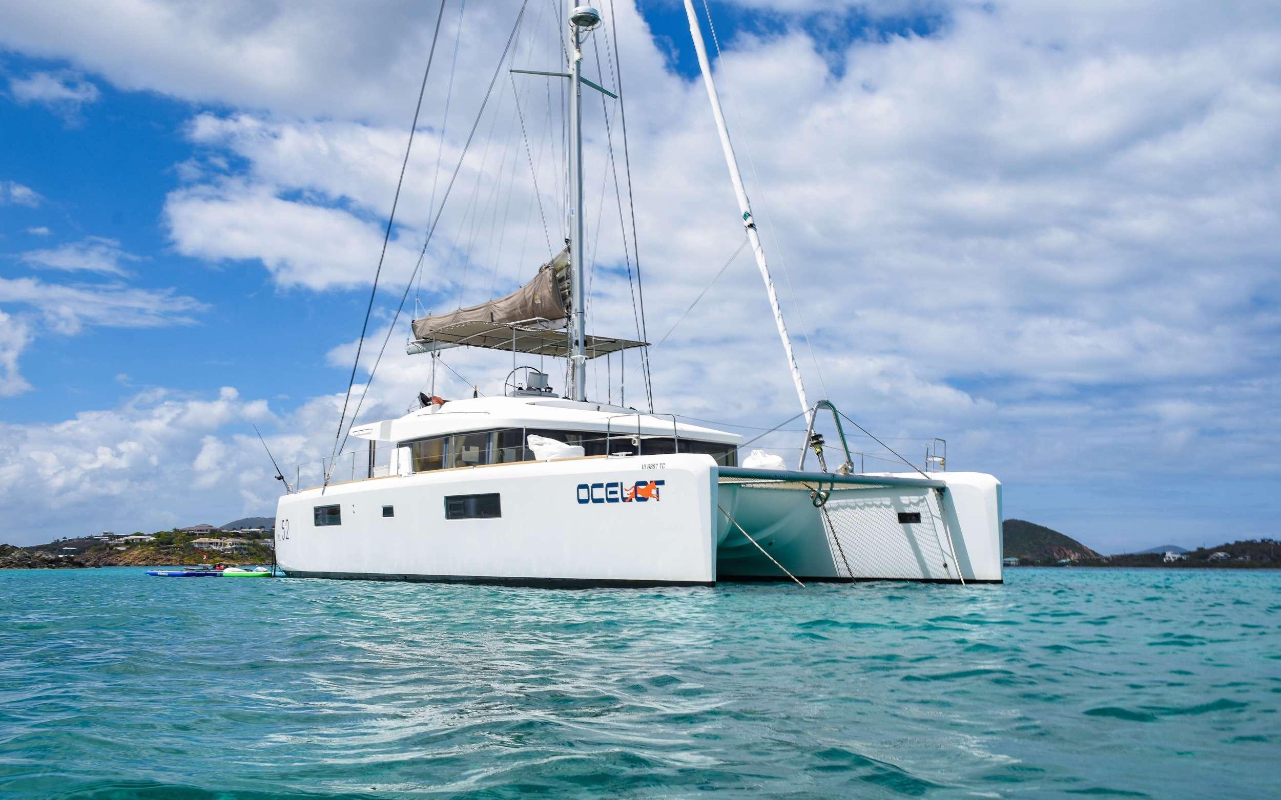 Catamaran OCELOT