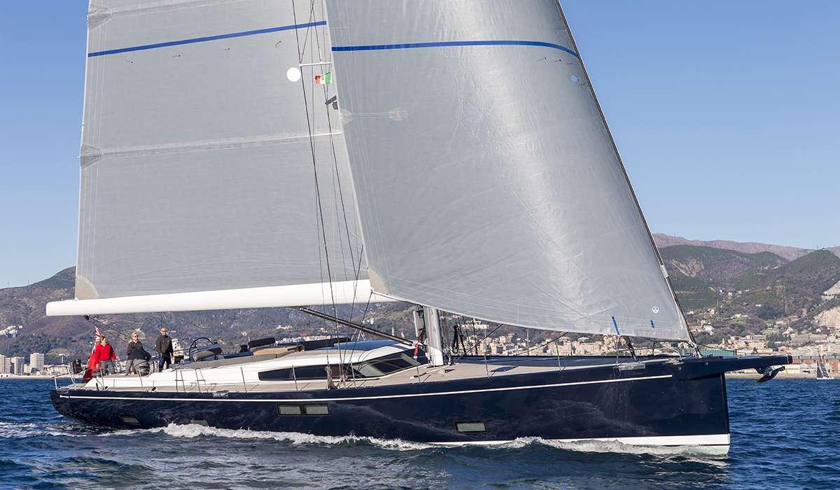 Sailing Yacht Jikan