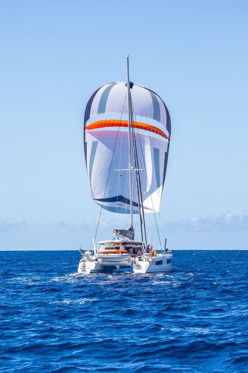 Catamaran TRIDENT TIDES