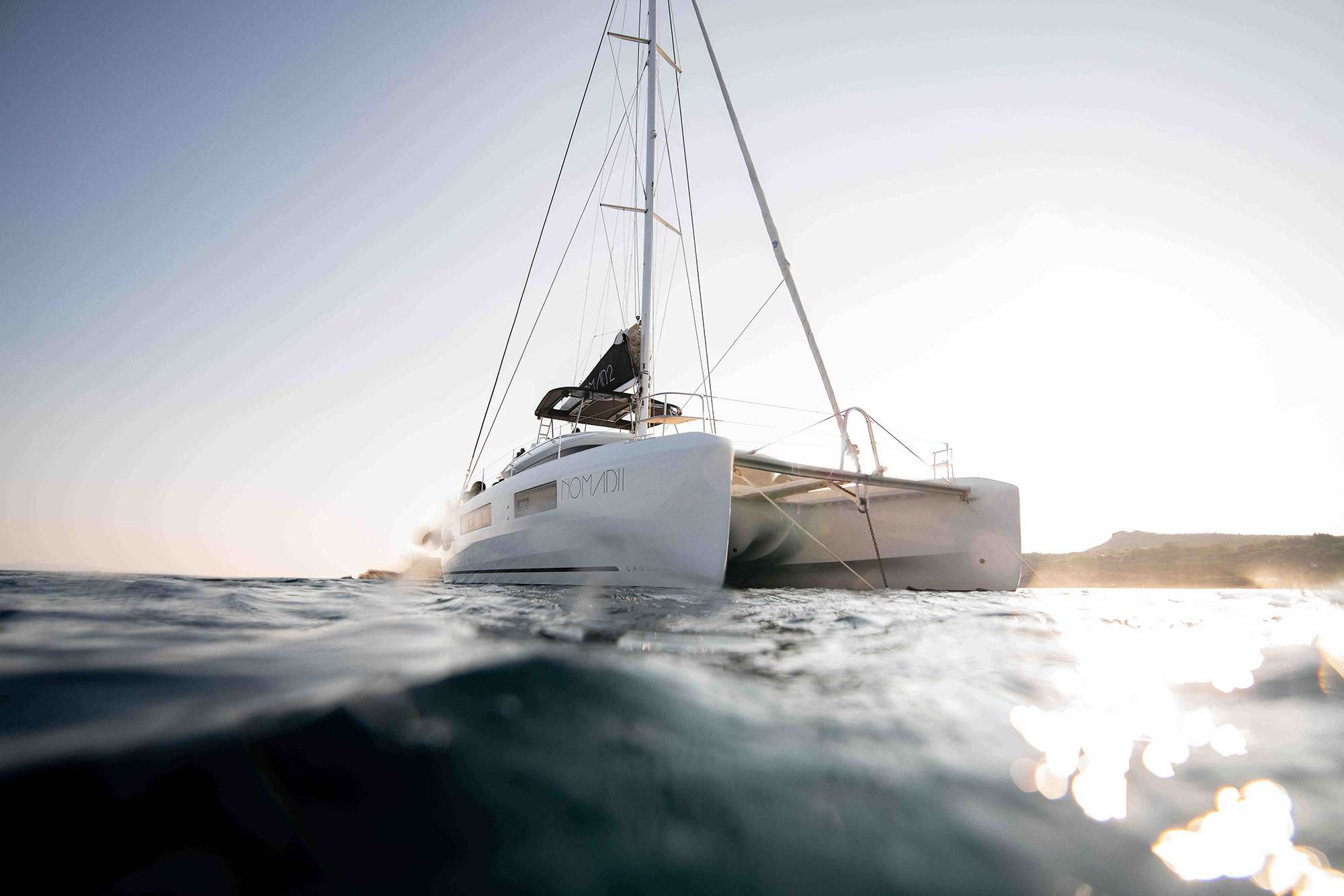 Catamaran NOMAD II