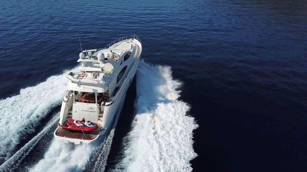 Power Yacht NOE