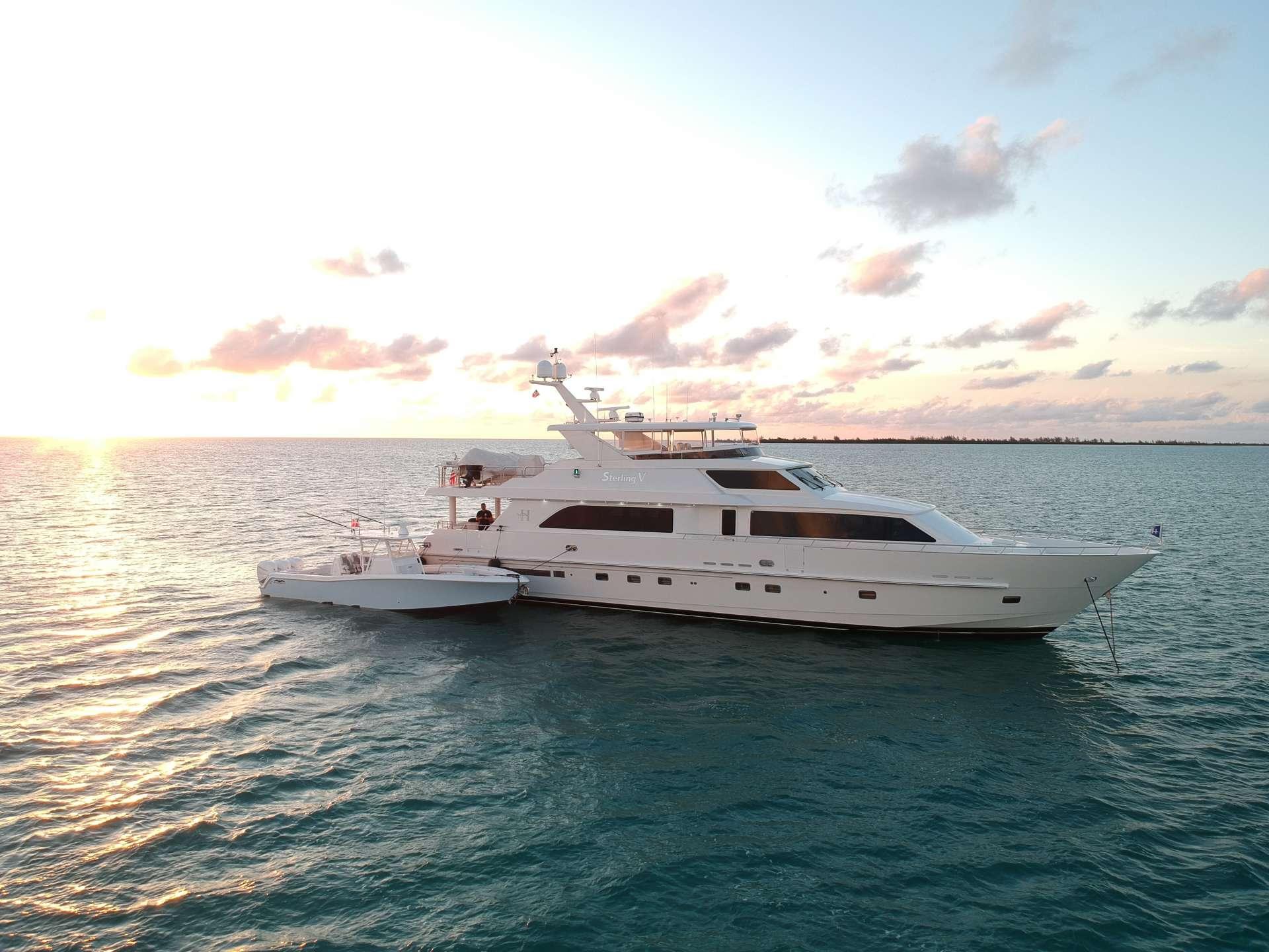 Power Yacht Sterling V