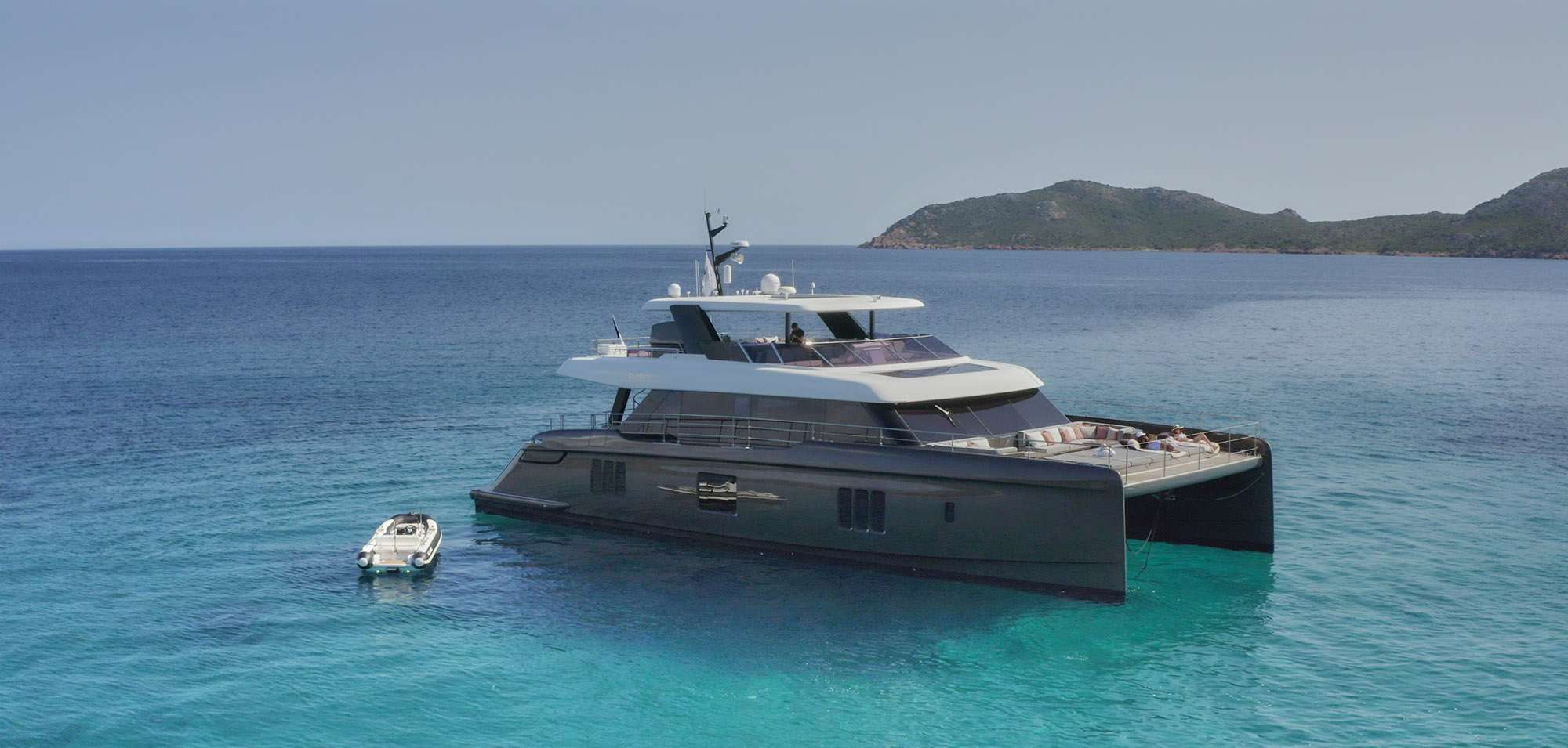 Power Yacht OTOCTONE 80