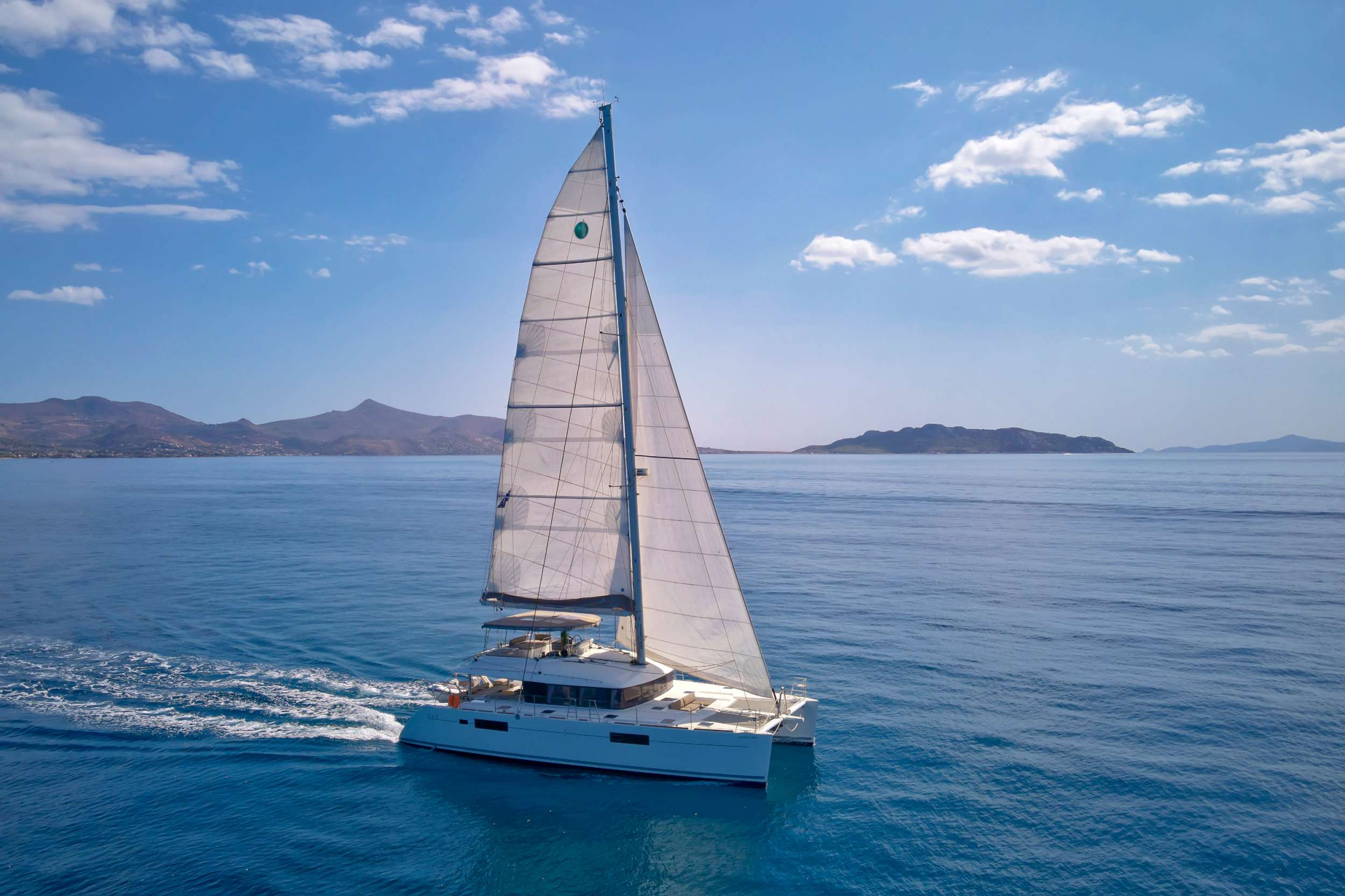 Catamaran GOLDEN PEARL