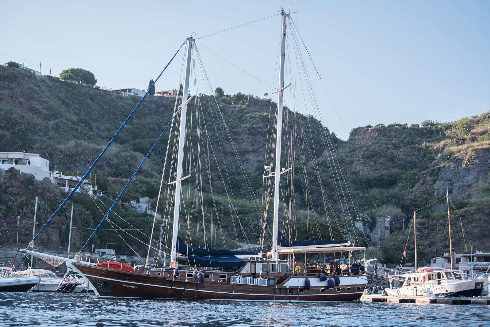 Sailing Yacht Gelidonya II