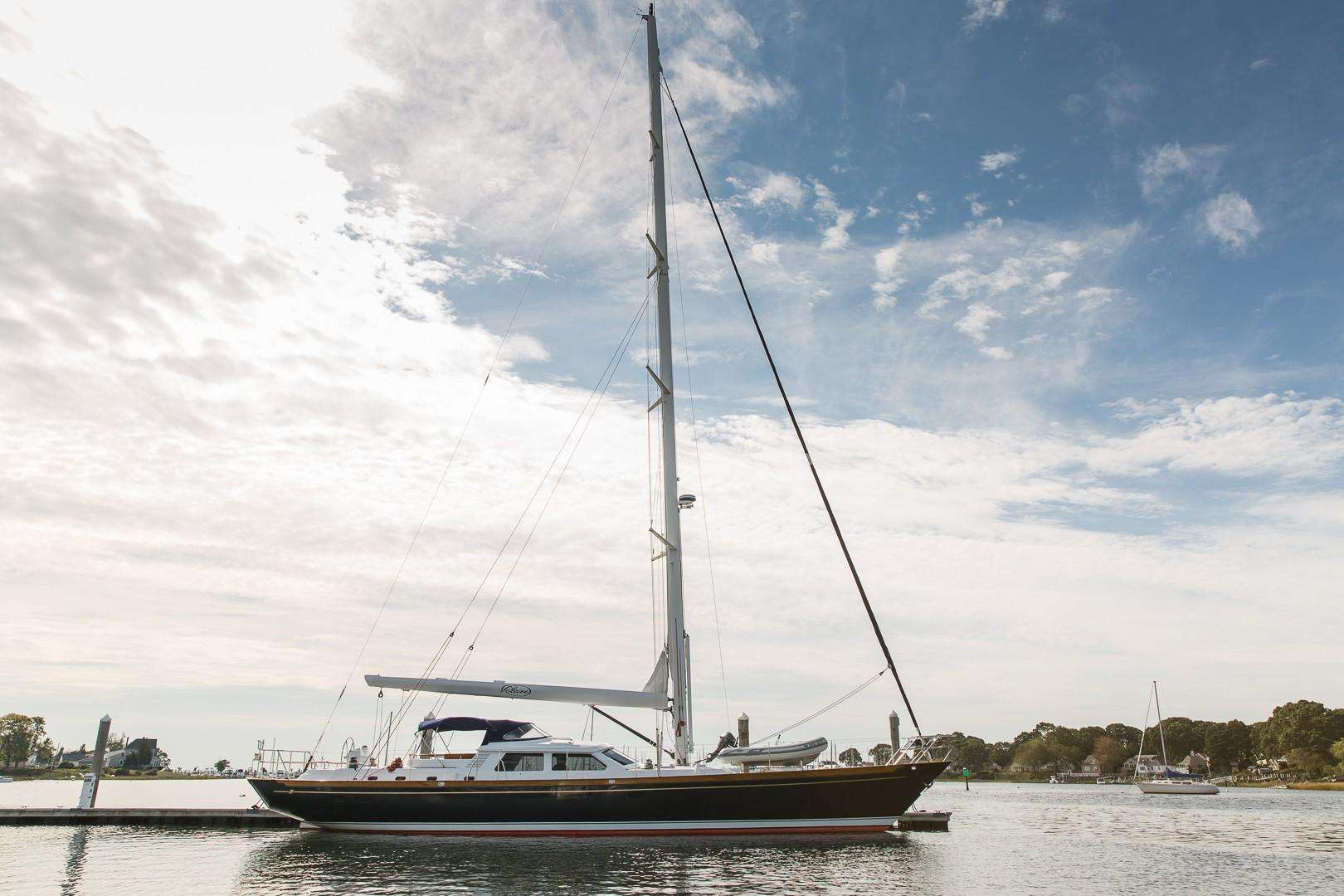 Sailing Yacht VOLARE