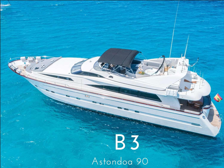 Power Yacht B3