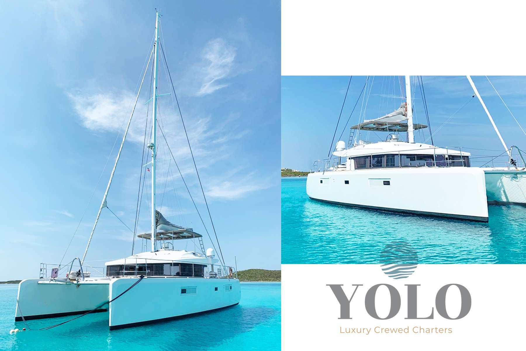 Catamaran YOLO II