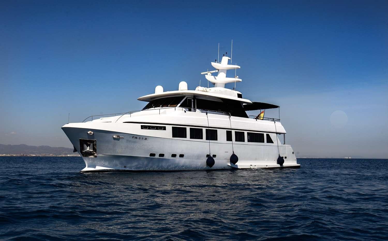 Power Yacht Boramar Luxe