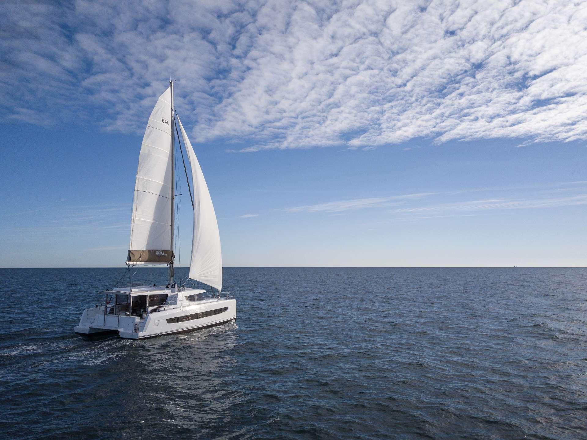 Catamaran TATANI