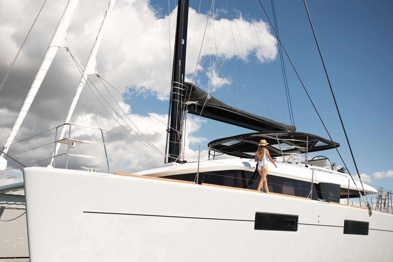 Catamaran Soleanis II