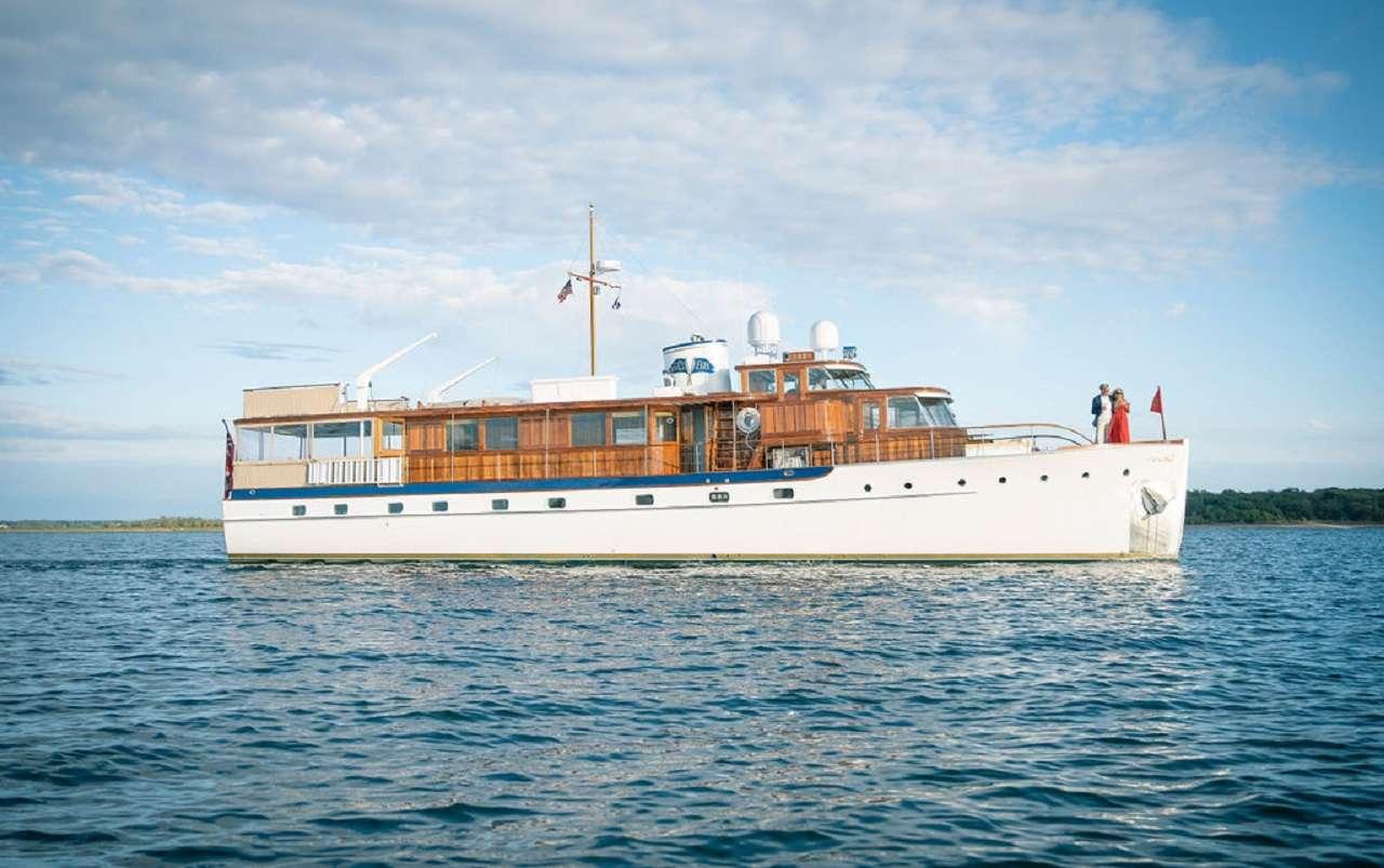 Power Yacht BB