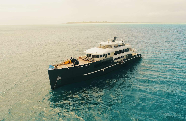 Black Pearl 1 Superyacht Charter