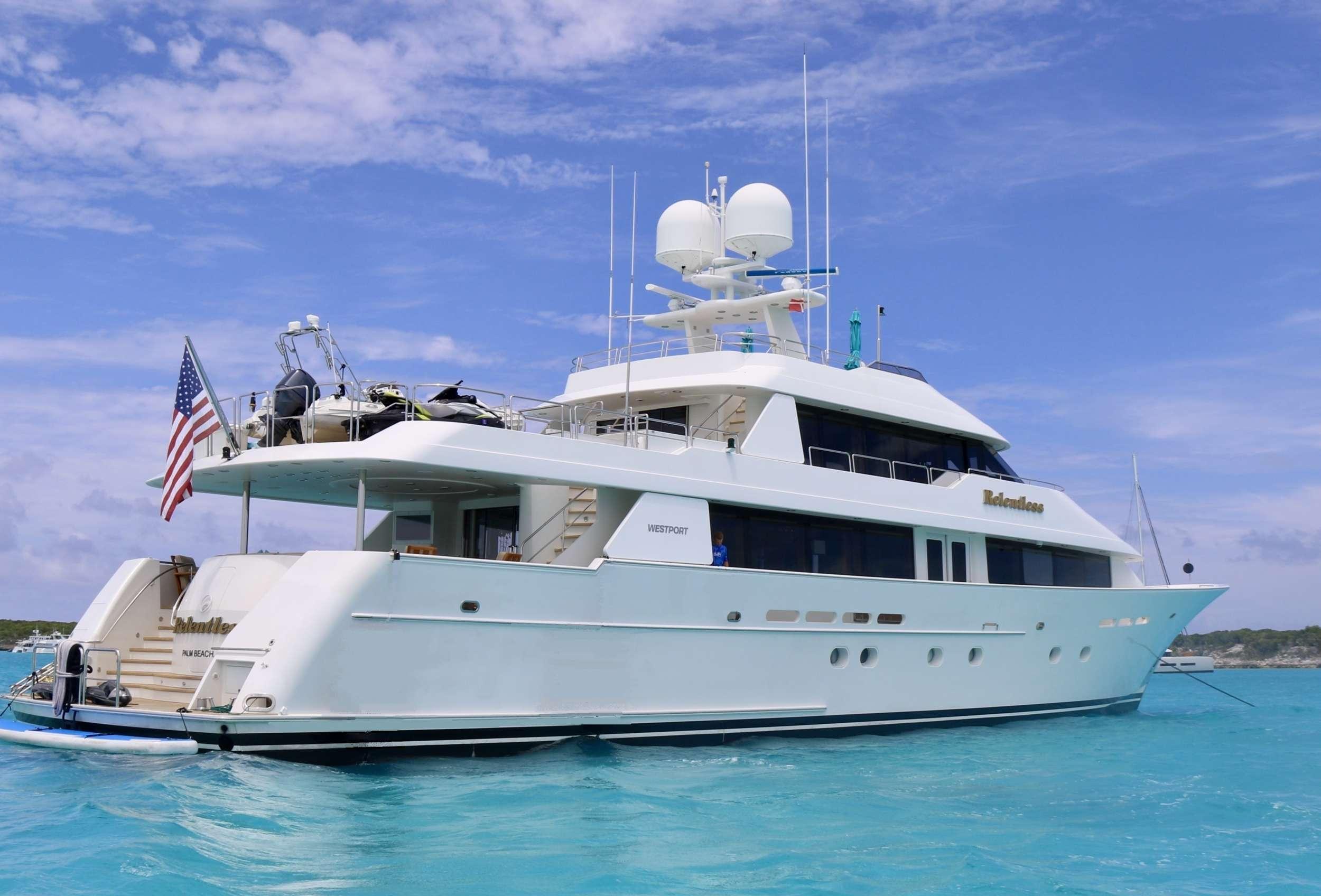 Power Yacht Relentless 130