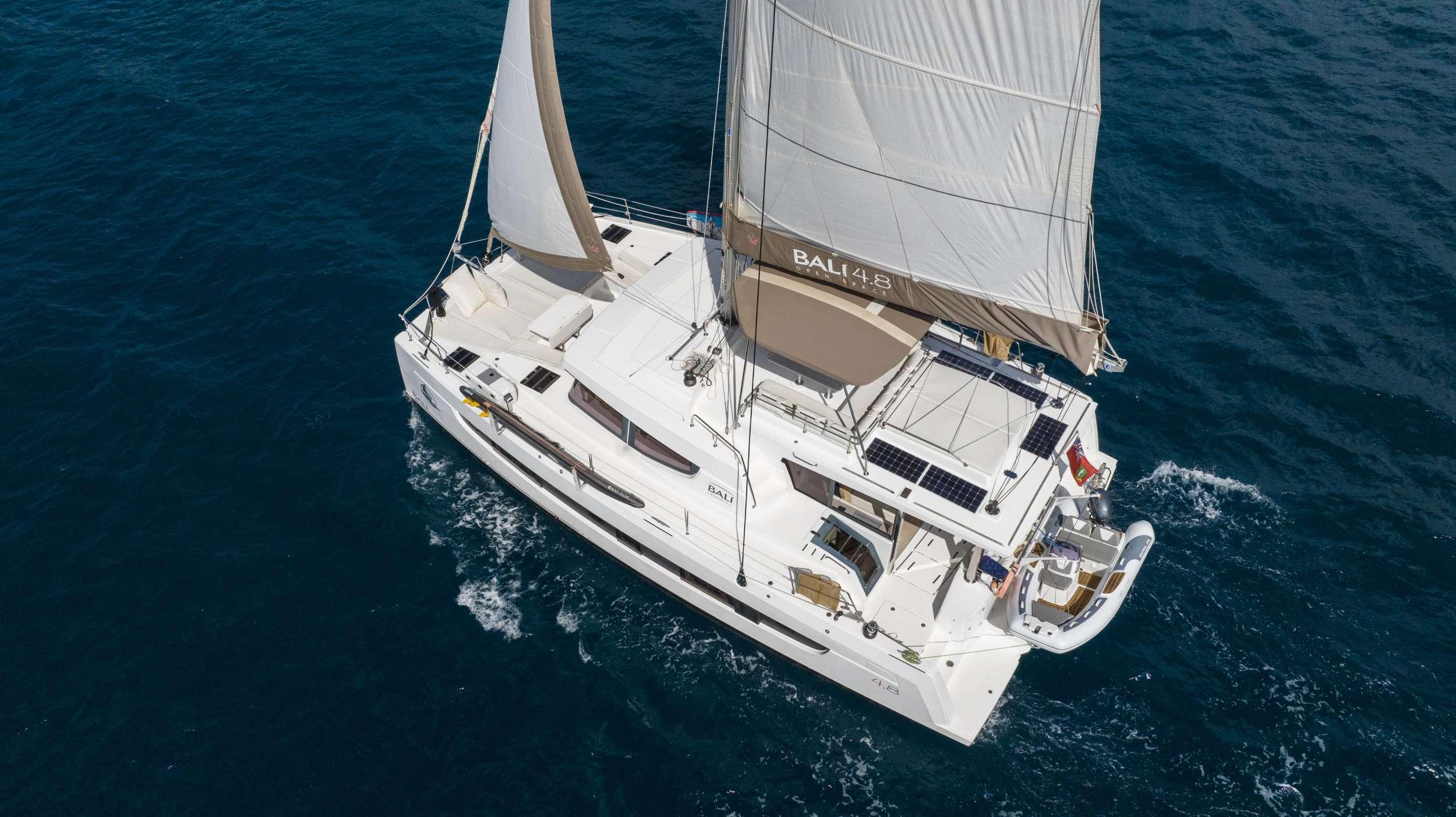 Catamaran BELLE VIE