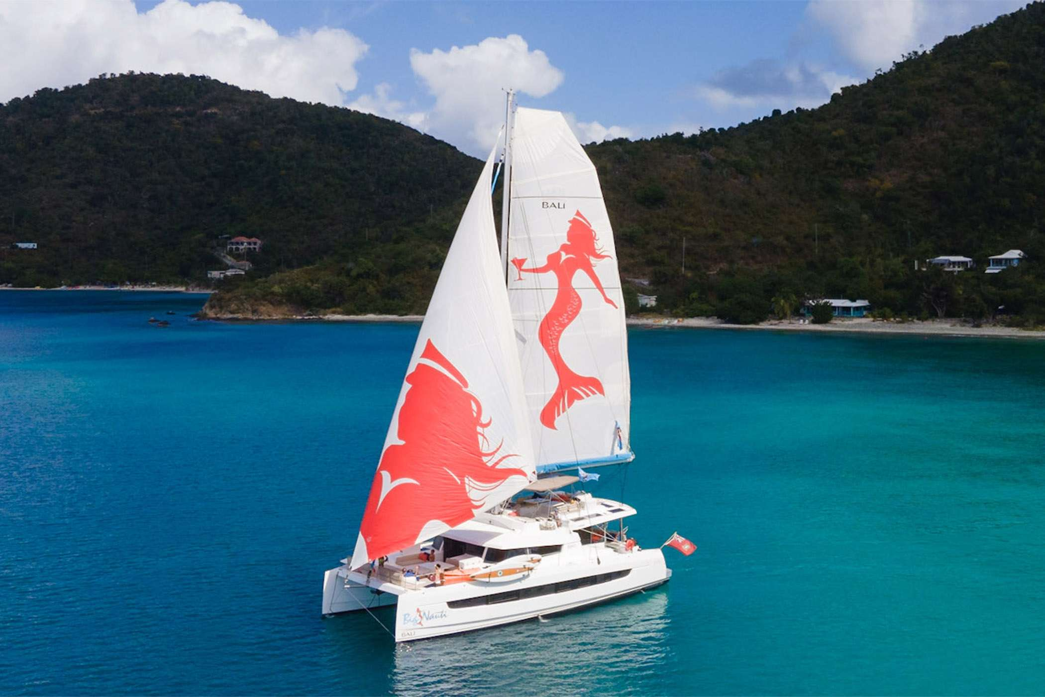 Catamaran BIG NAUTI