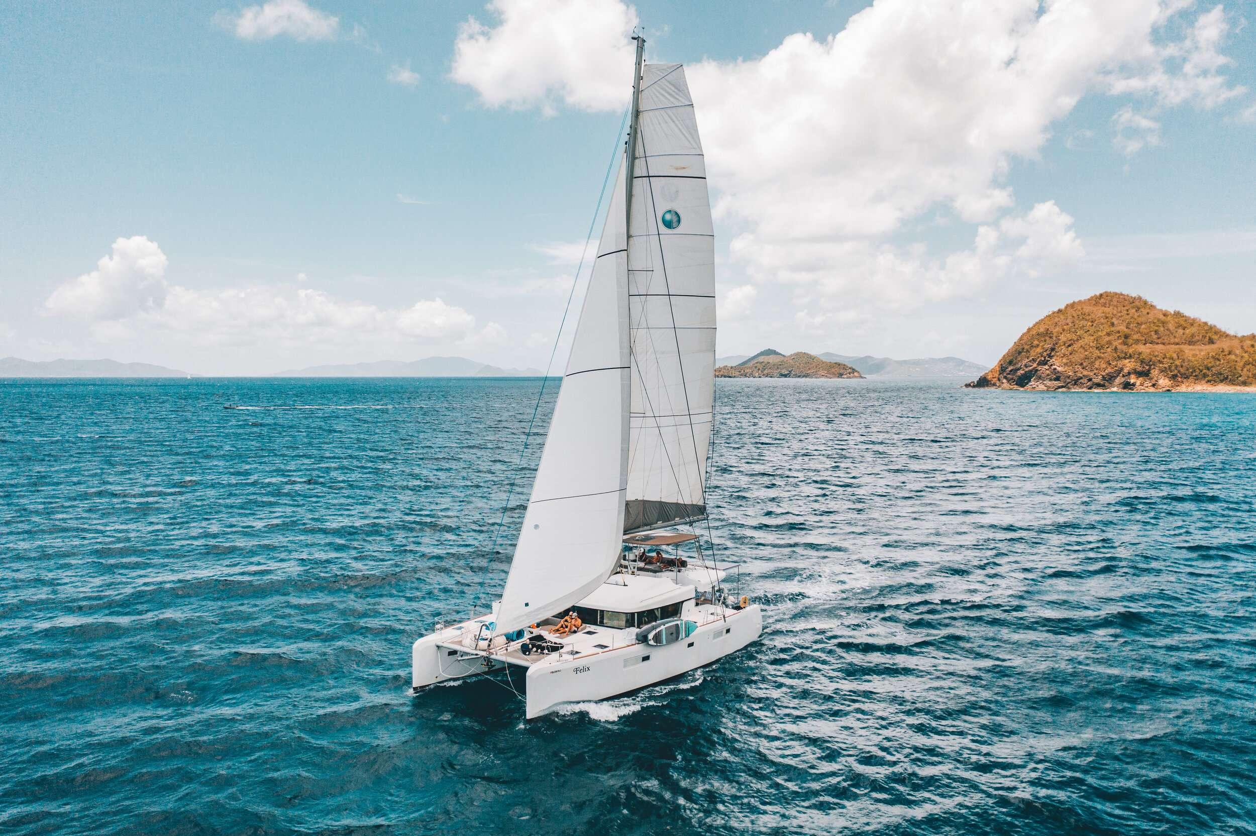 Catamaran FELIX