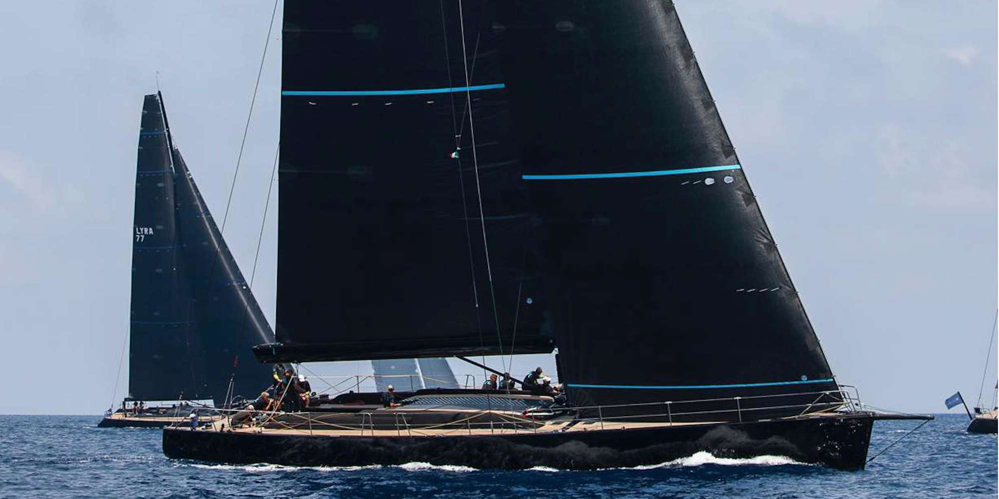 Sailing Yacht AESOP