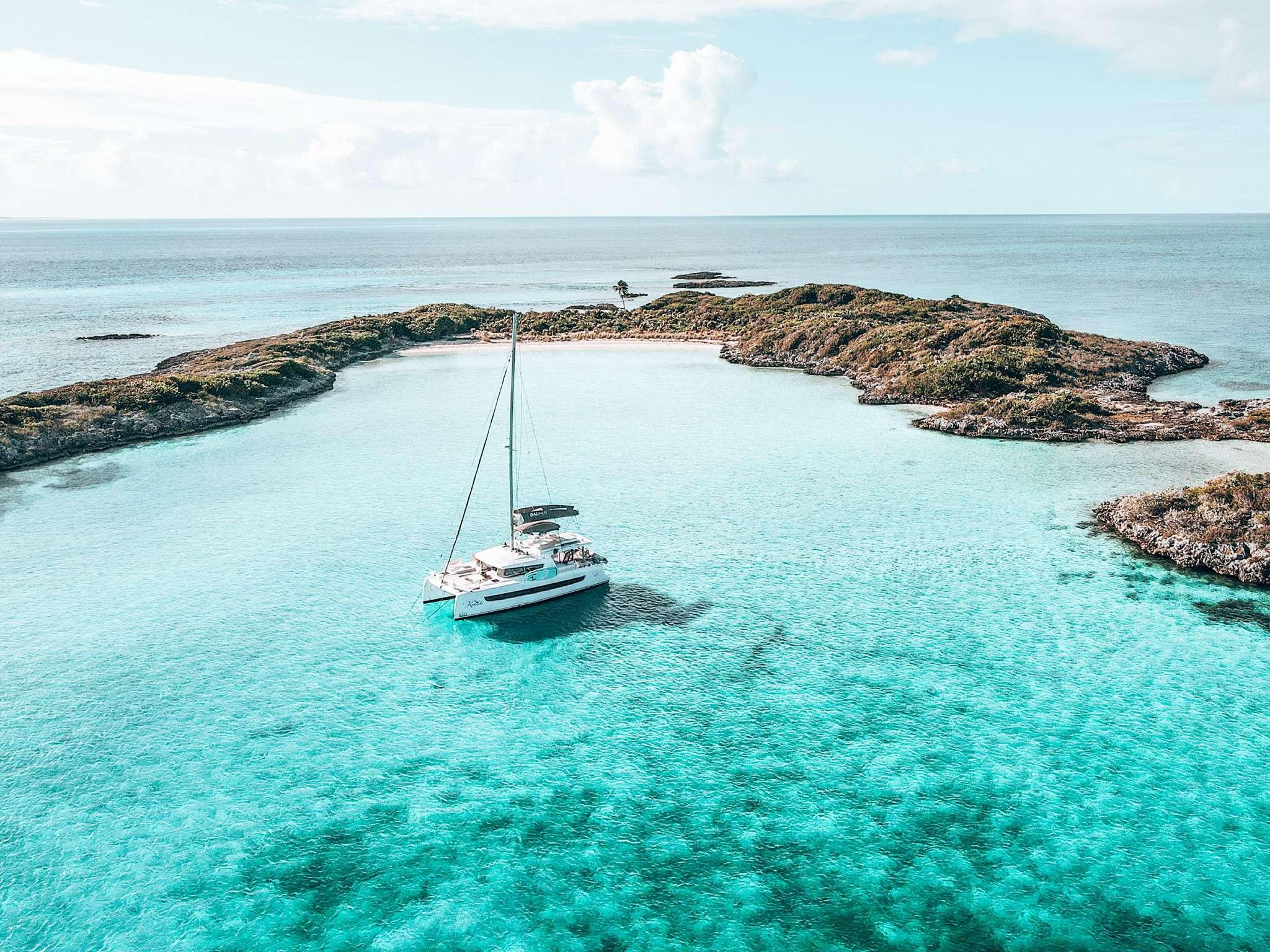 Catamaran KITTIWAKE
