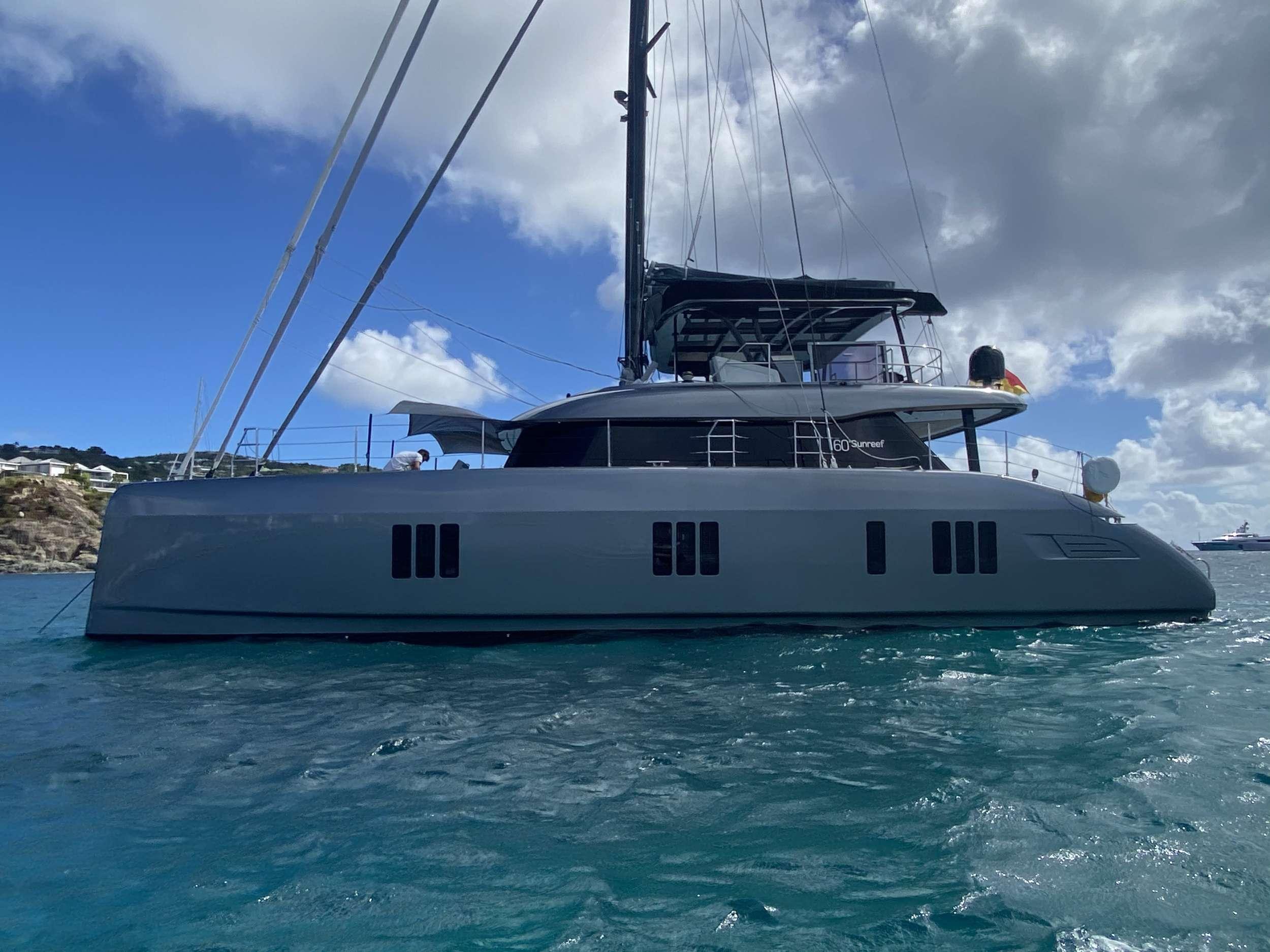 Catamaran CALMA