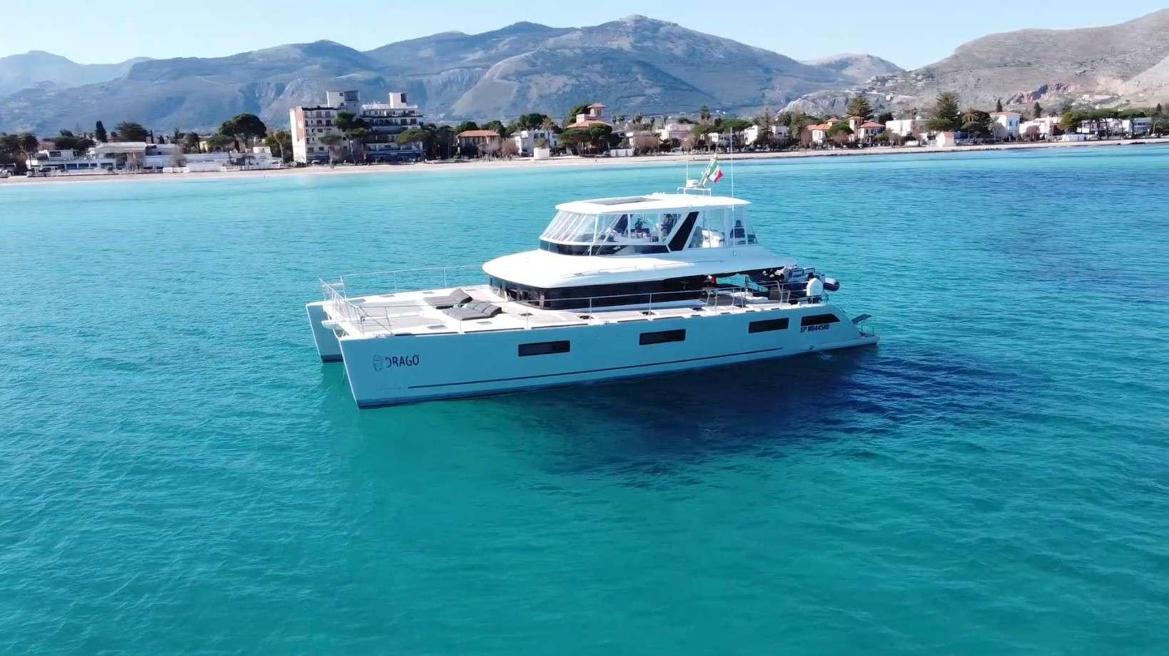 Catamaran Dragò