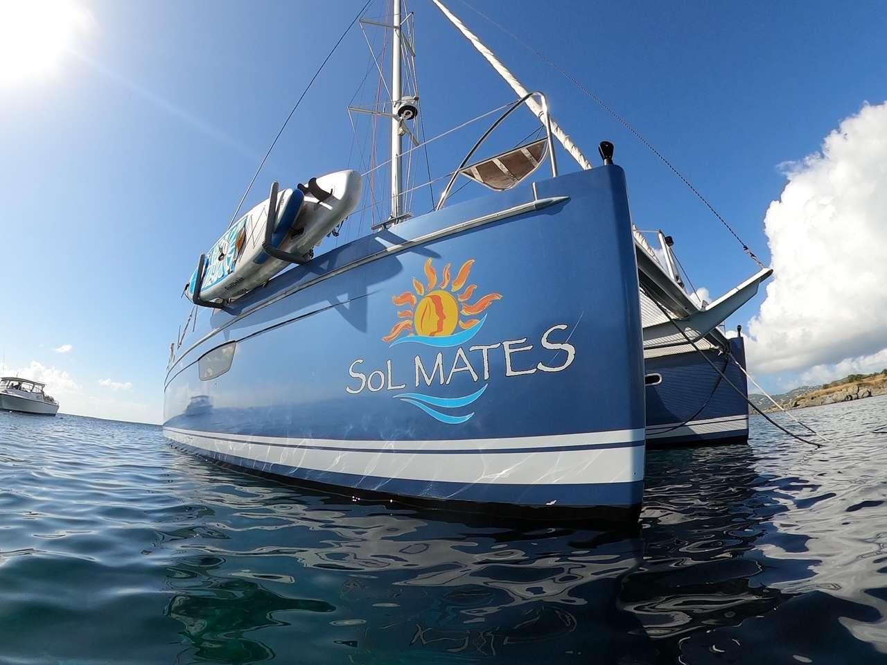 Catamaran Sol Mates