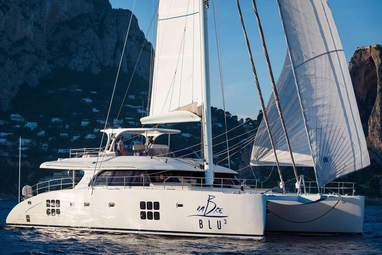 Catamaran OMBRE BLU3