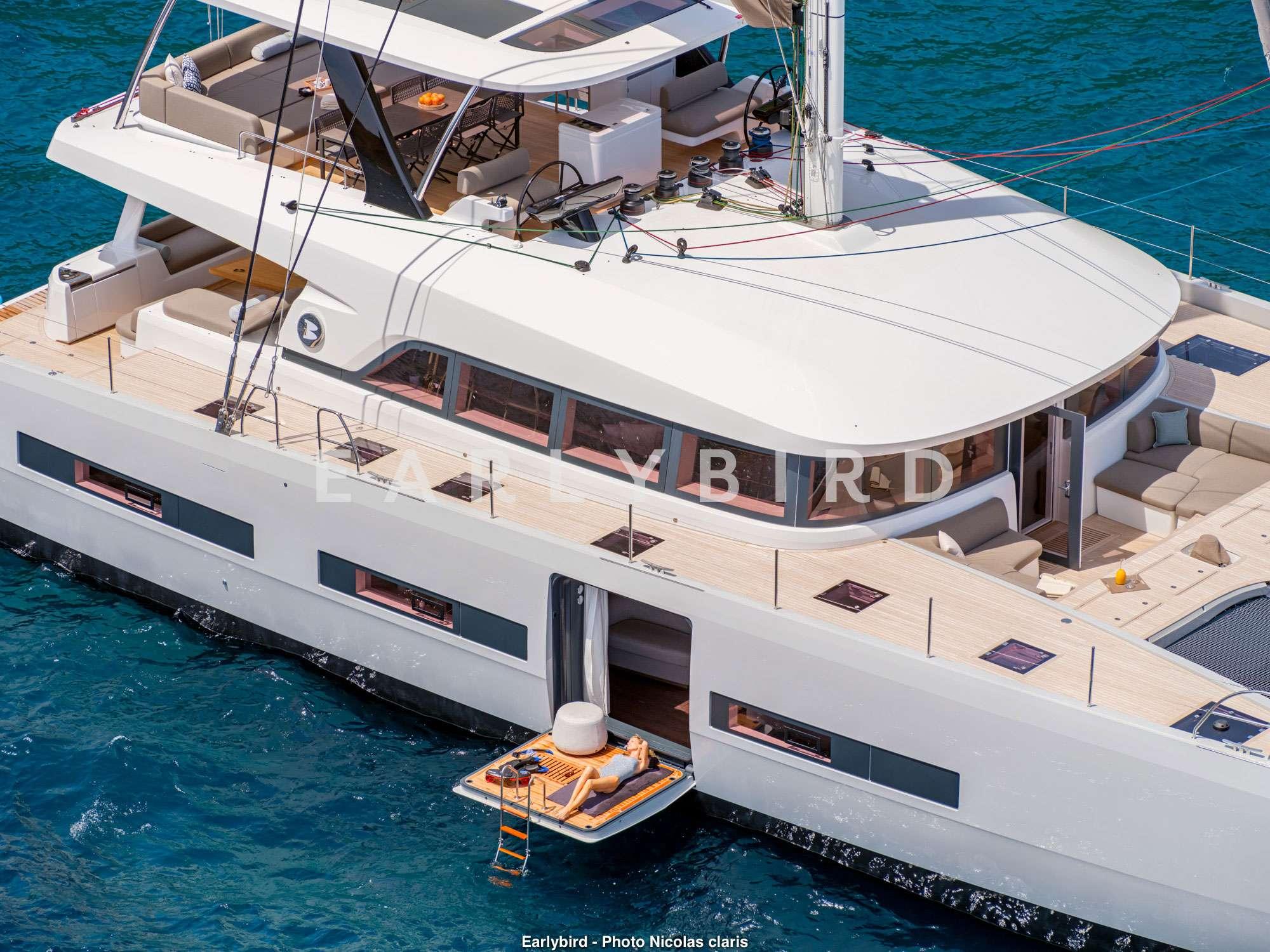 Catamaran Lagoon 77 2021
