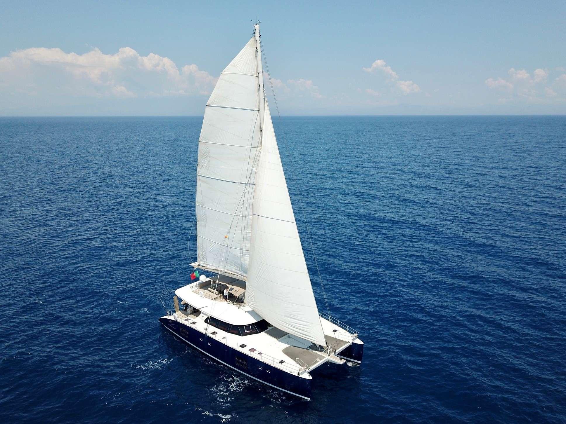 Catamaran Free Spirit