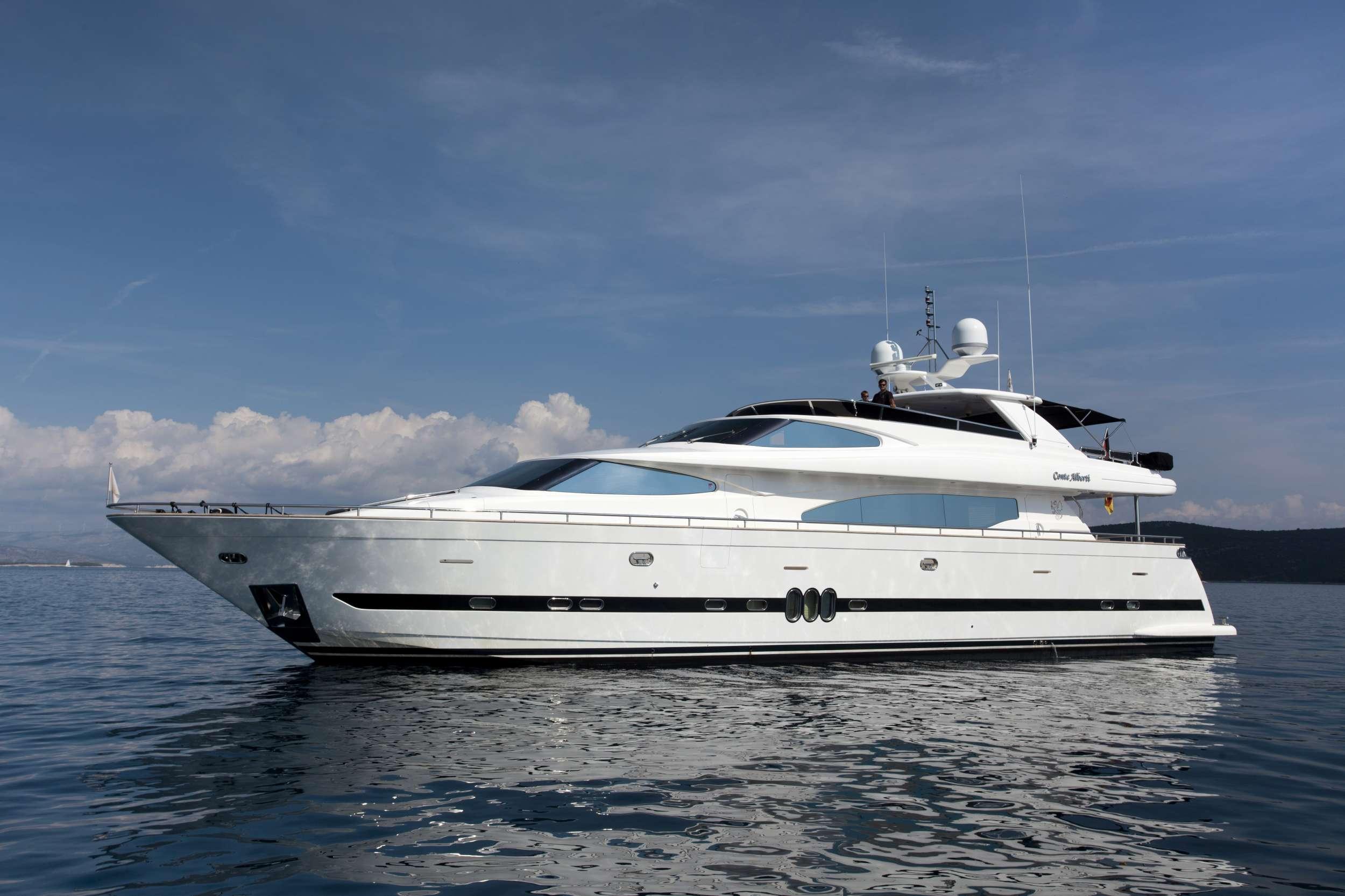Power Yacht Conte Alberti
