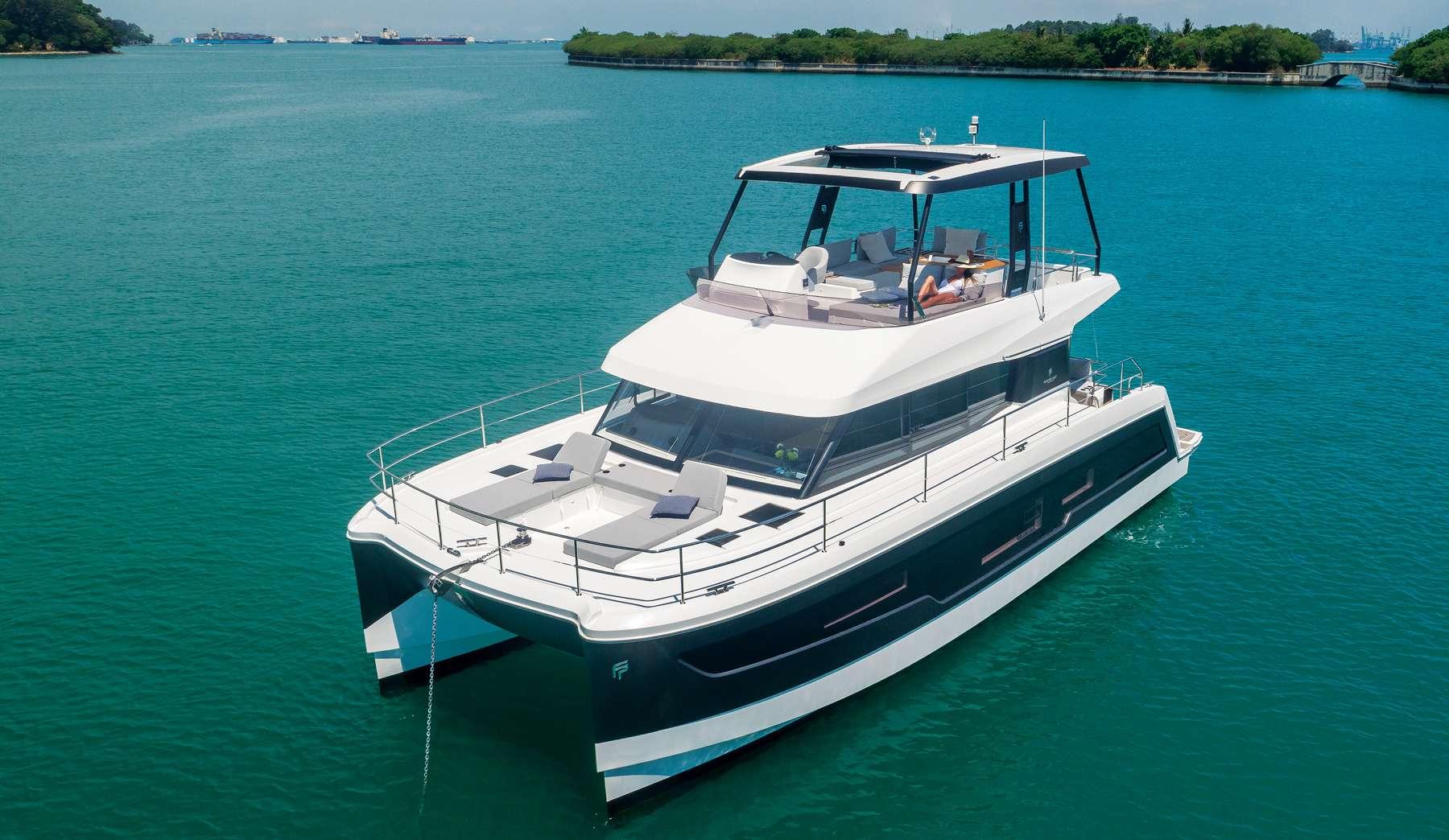 Catamaran M/Y 40 Beluga