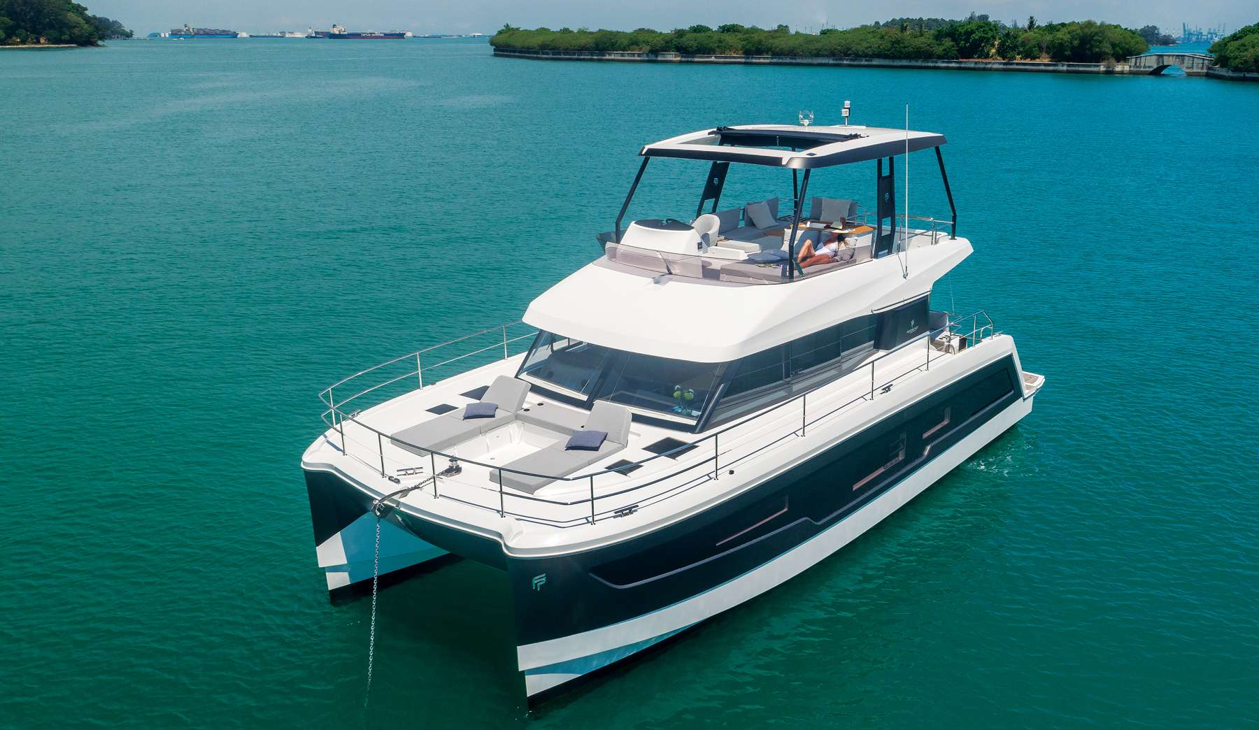 Power Yacht M/Y 40 Beluga