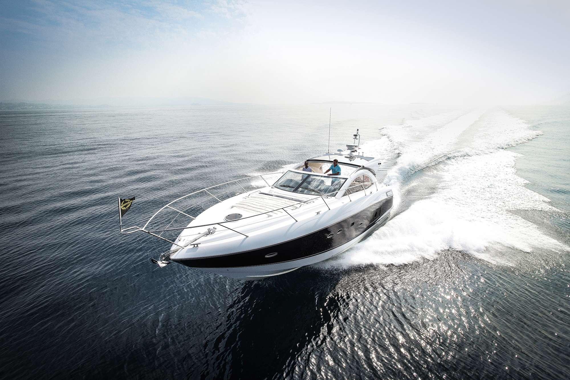 Power Yacht EL NIMA