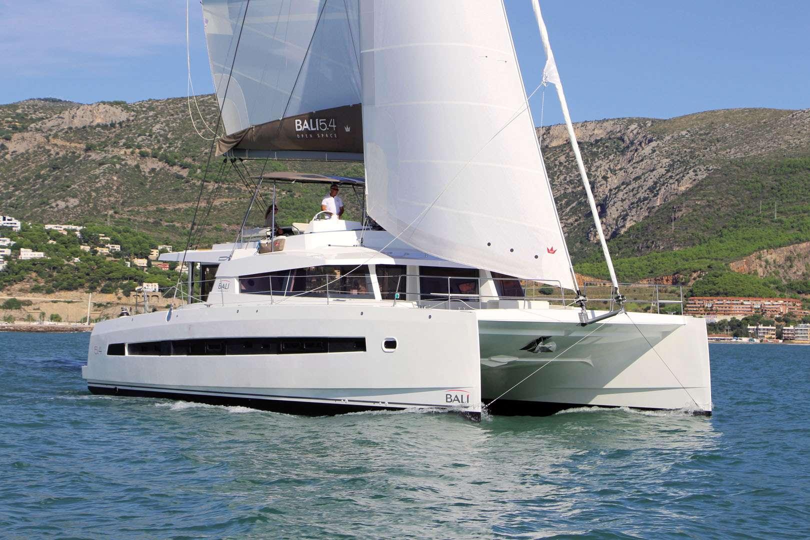 Catamaran AMURA