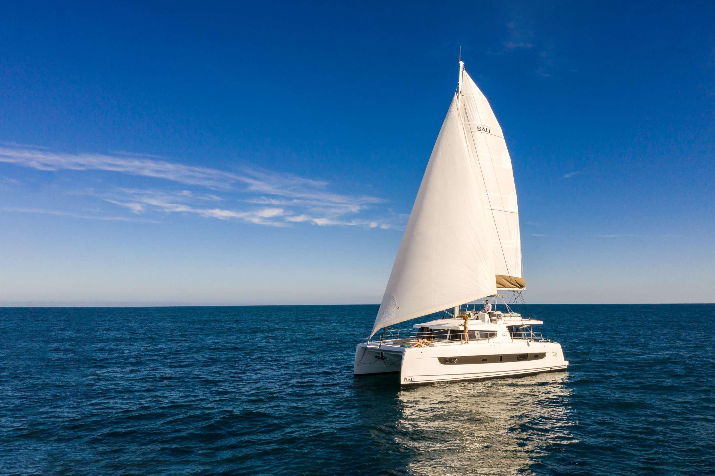 Catamaran WILD BUNCH