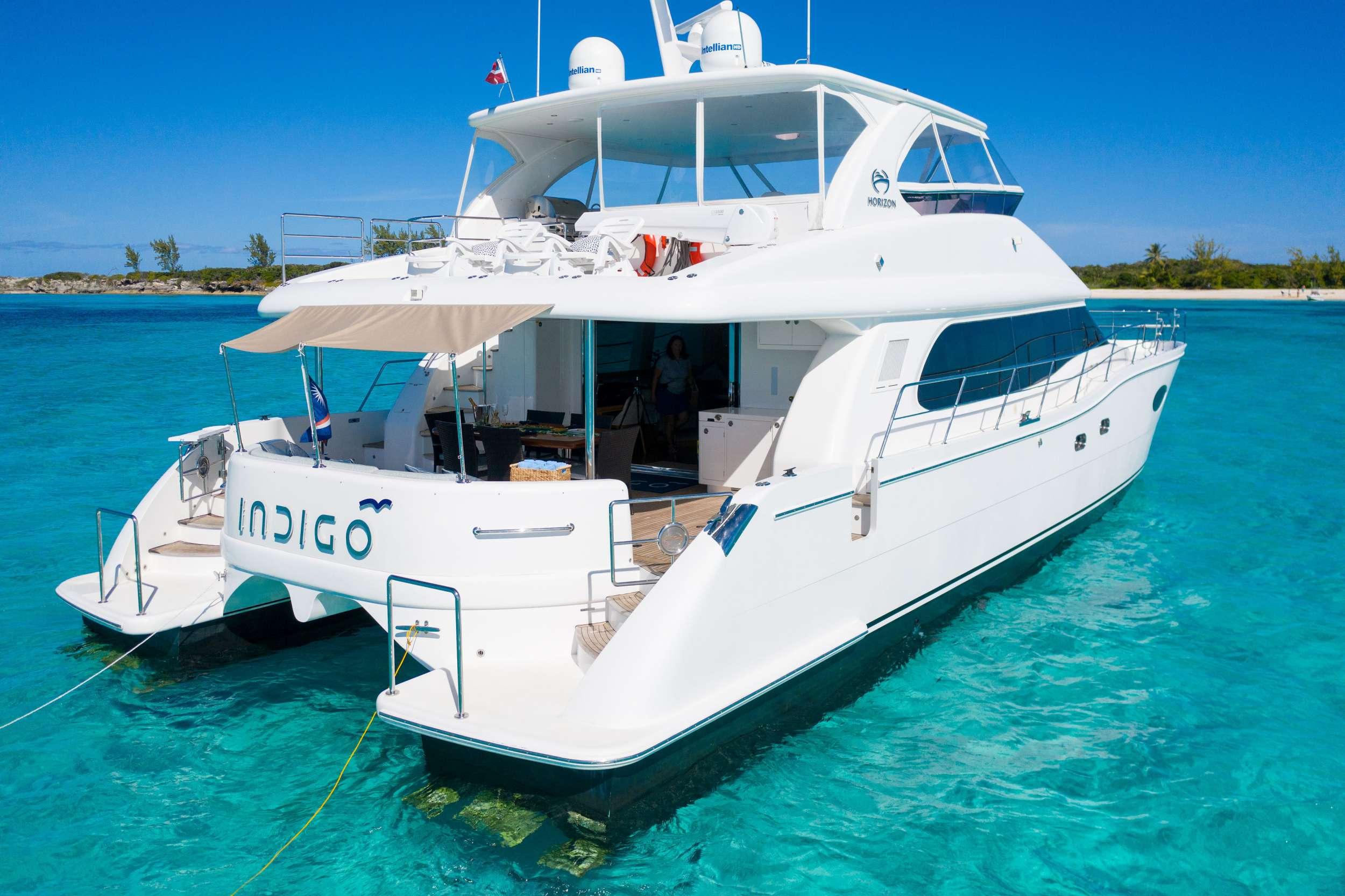 Catamaran INDIGO