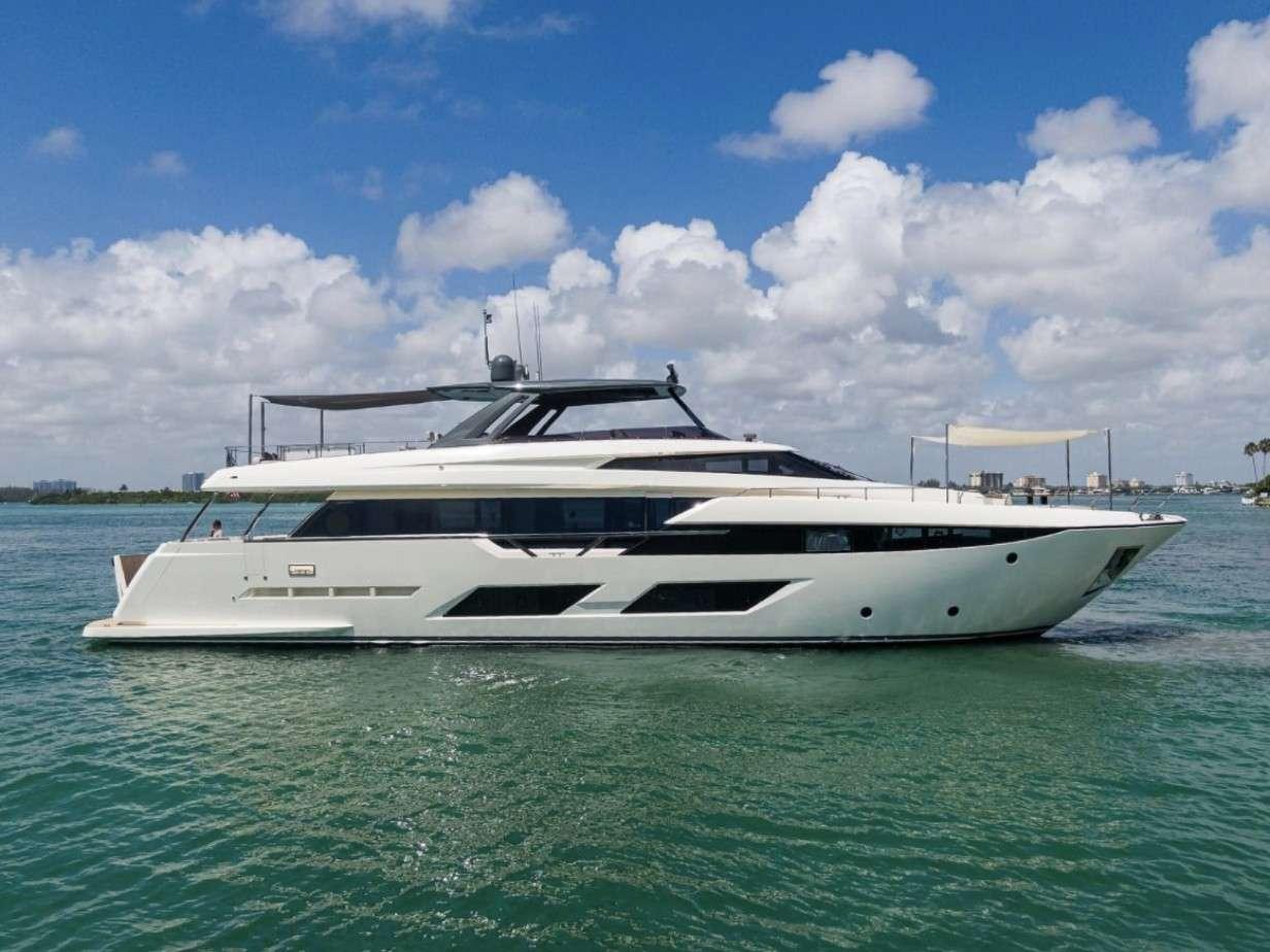 Power Yacht CIAO II
